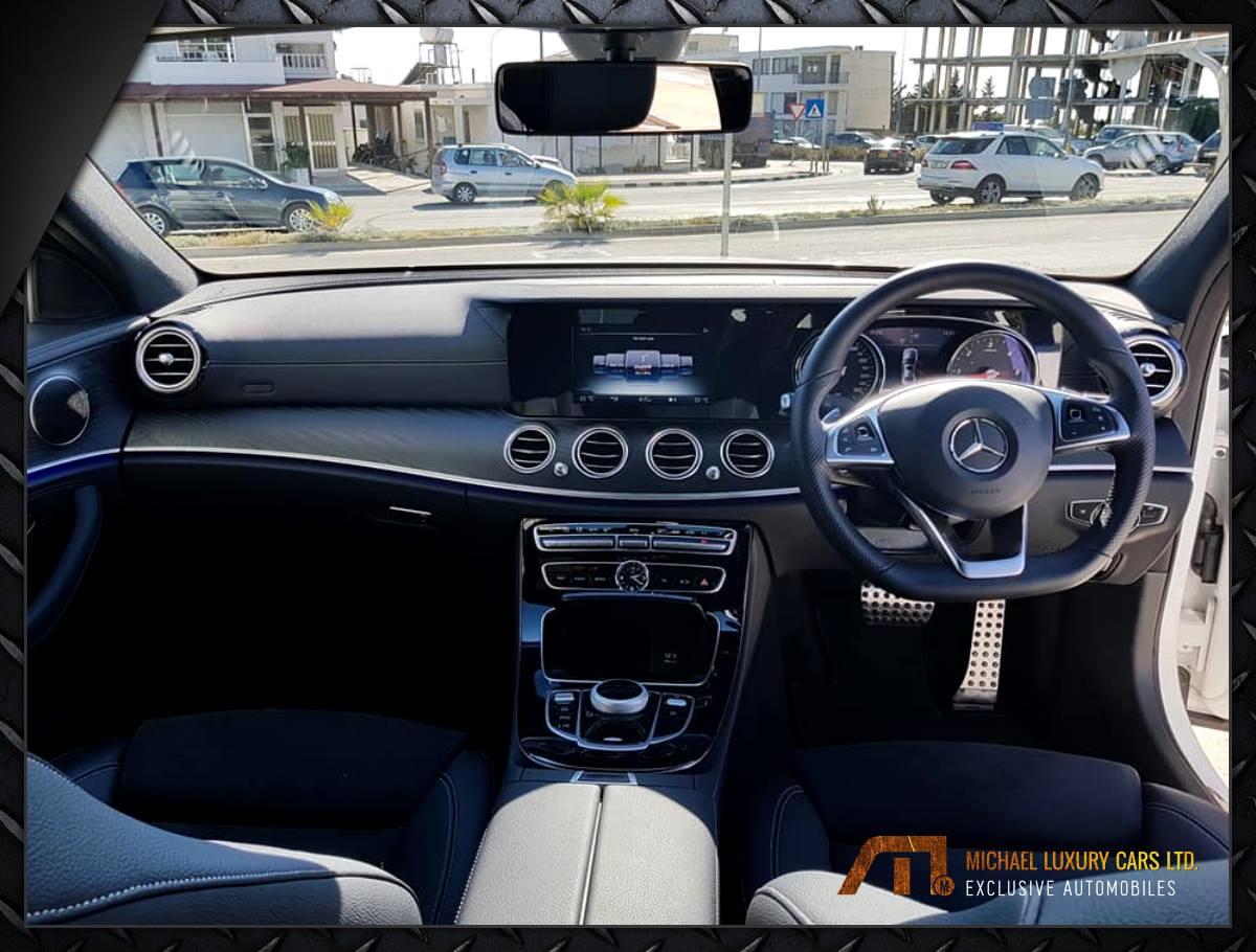 Mercedes Benz E Class 220D