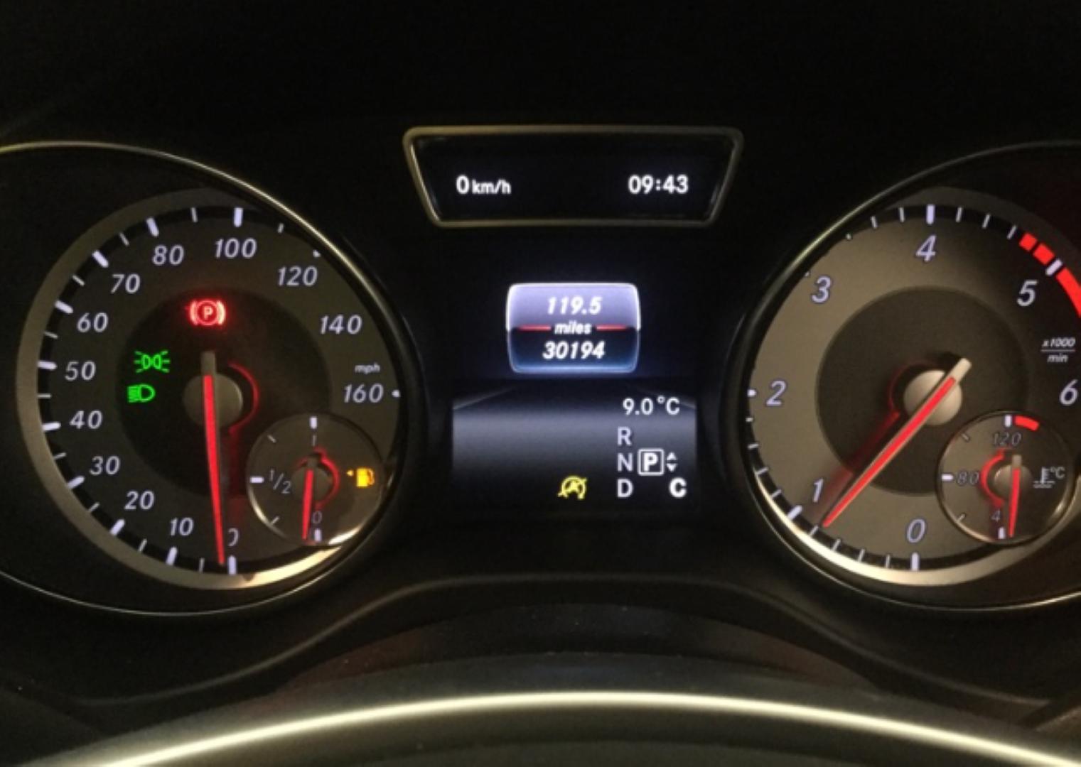 Mercedes – Benz GLA 200D