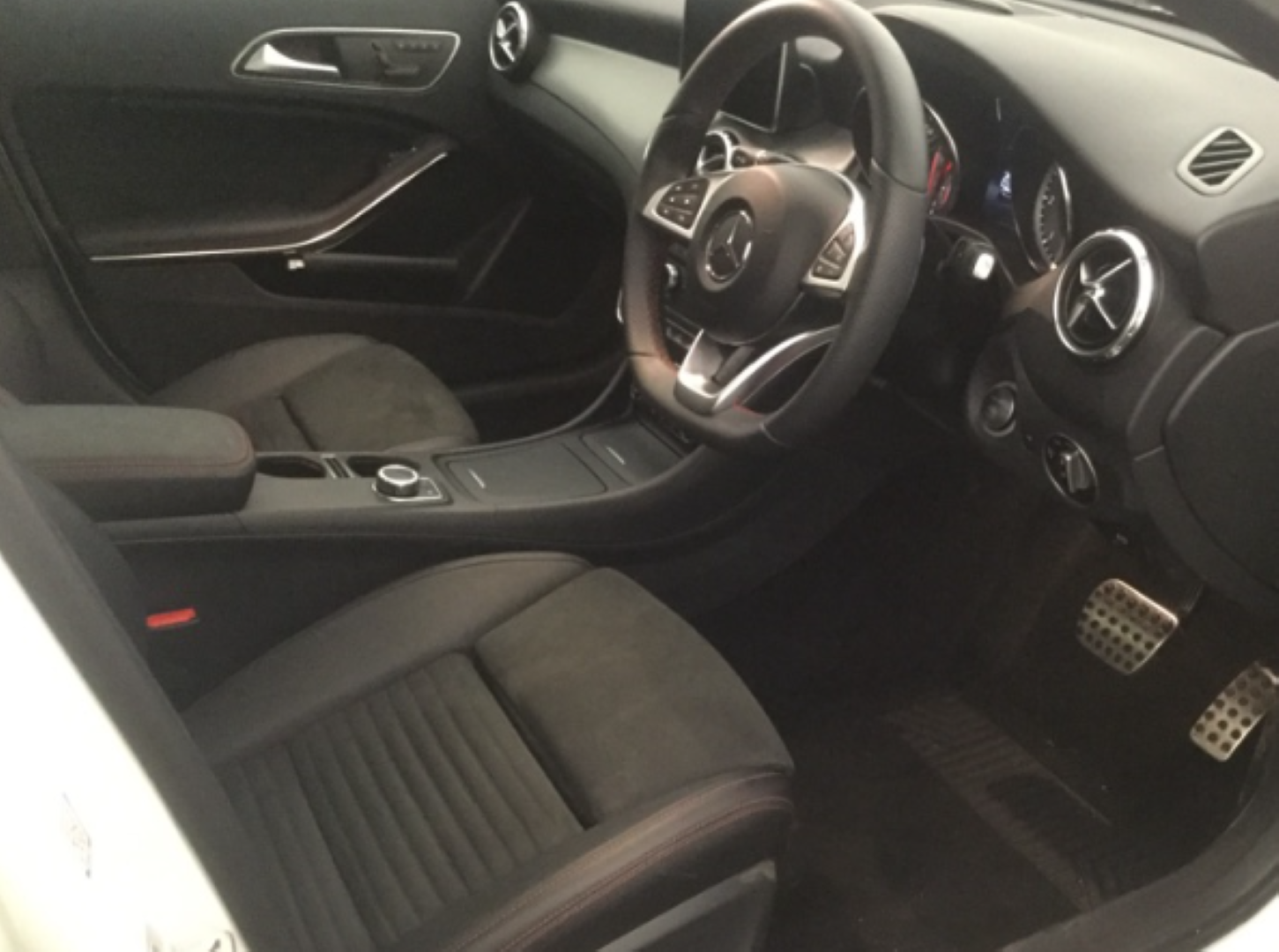 Mercedes – Benz GLA 200D