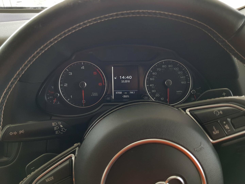 Audi Q5 A Lime Plus