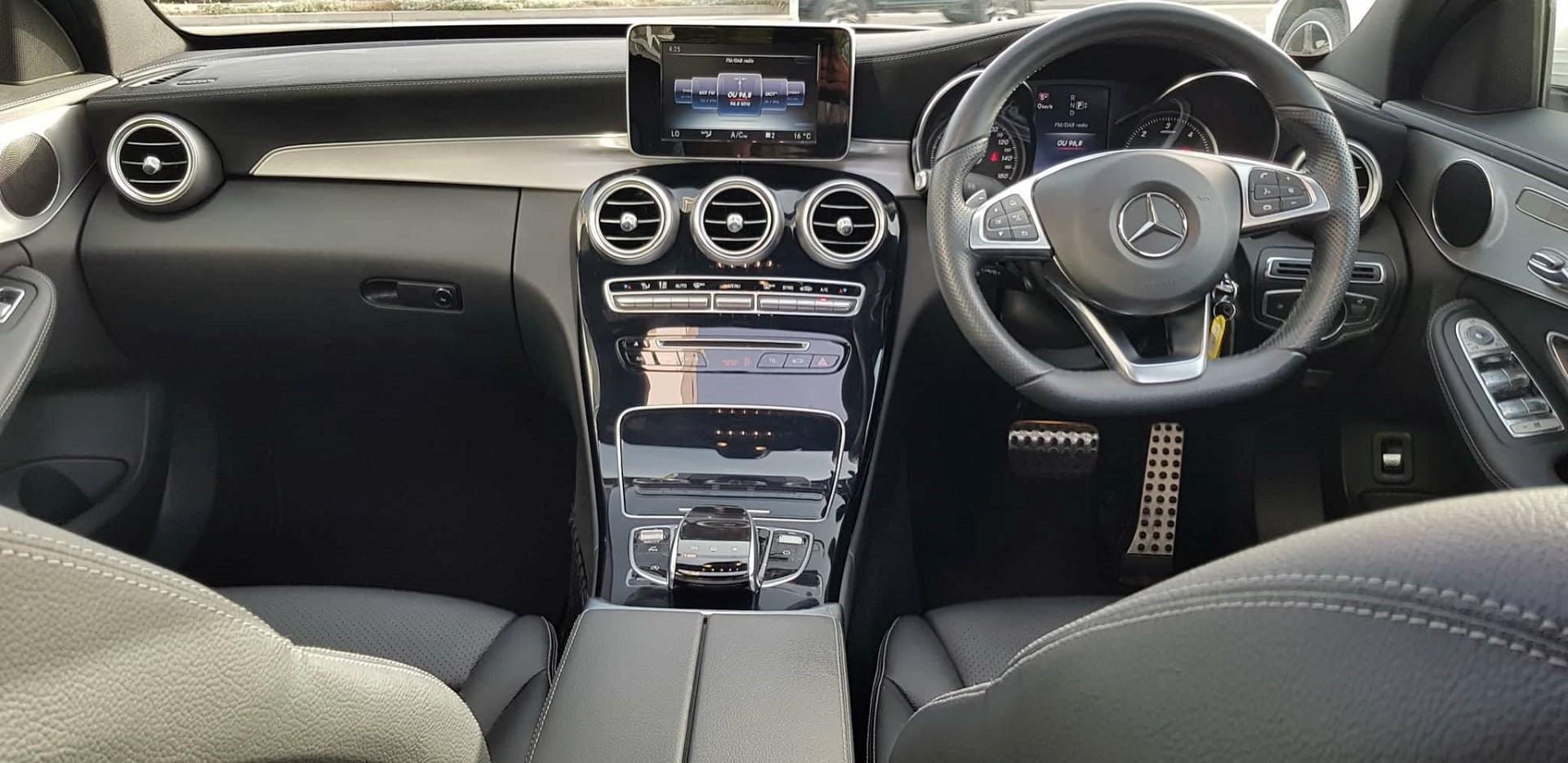 Mercedes C Class 220D – Premium Line
