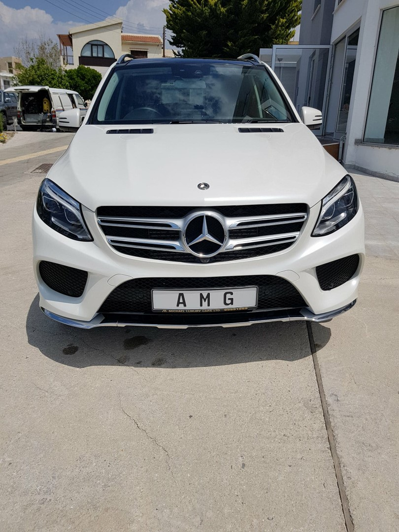Mersedes GLE  250 4Matic