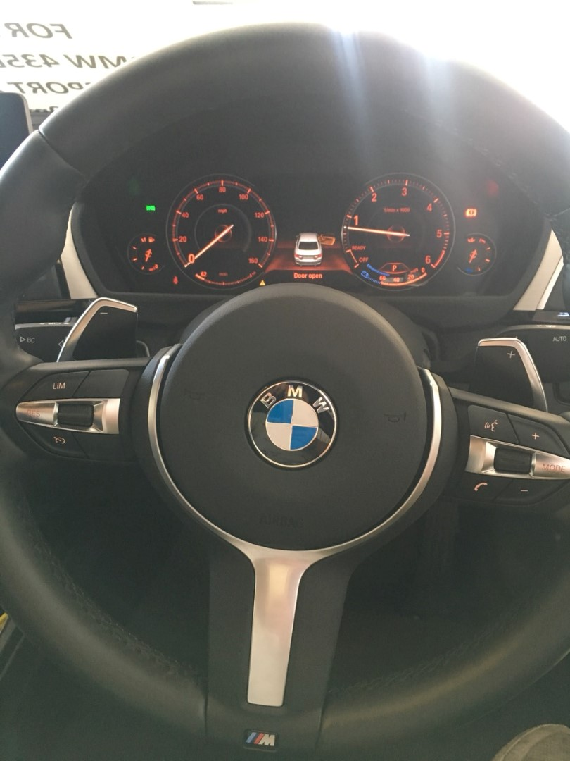 BMW 435 4WD M SPORT Package