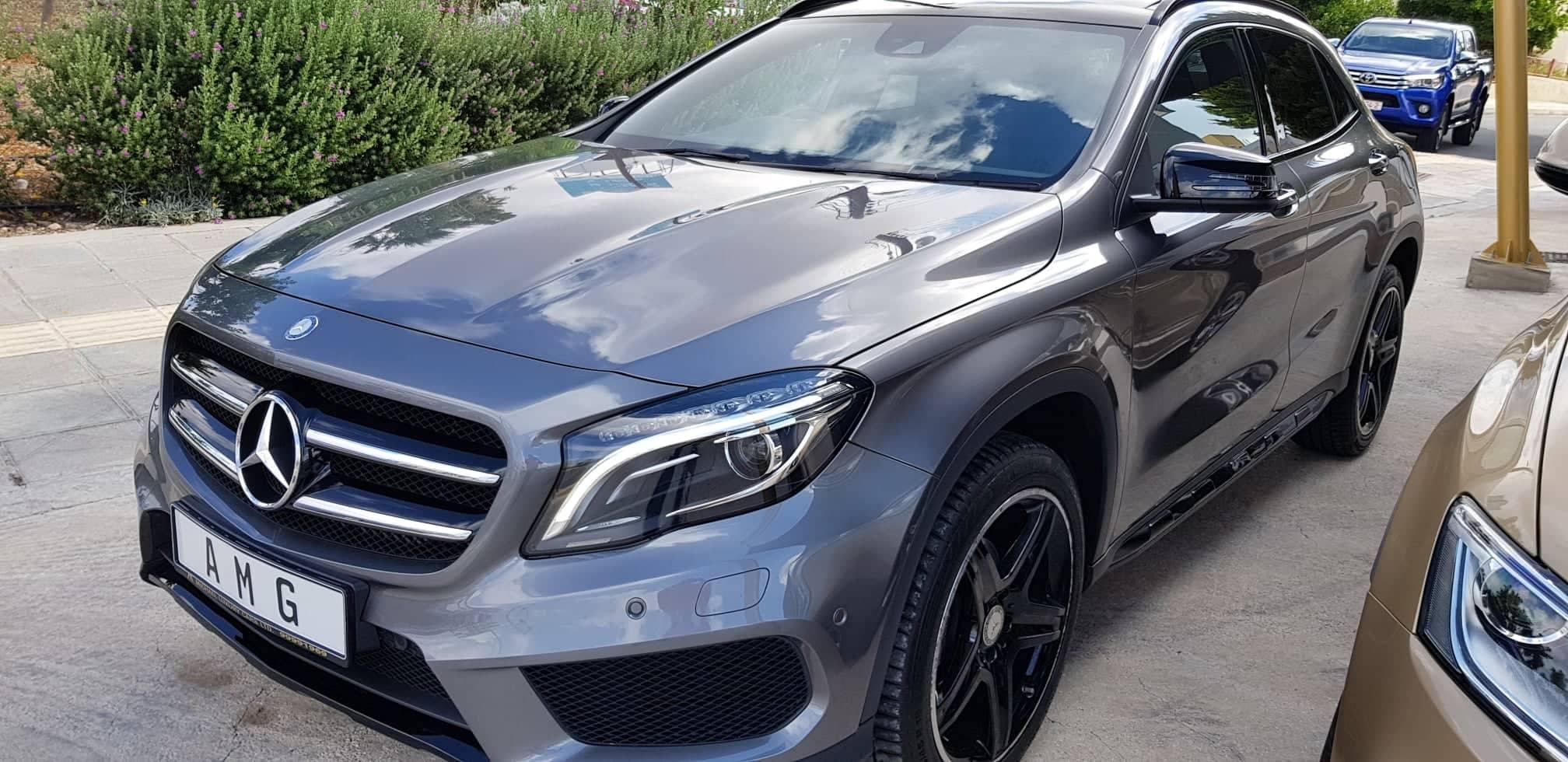 Mercedes GLA 200D – AMG Premium Line