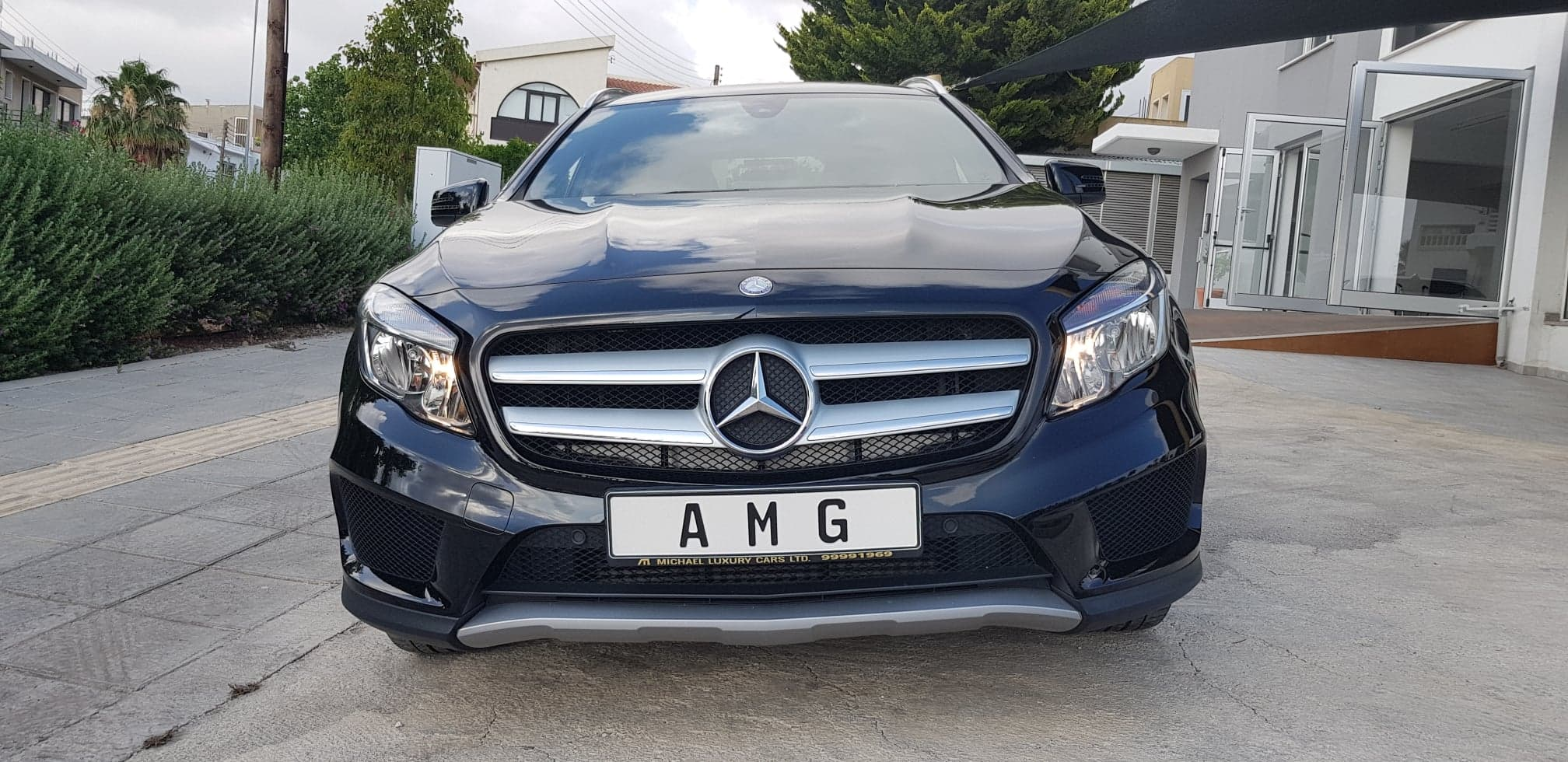 Mercedes GLA 220D -4WD