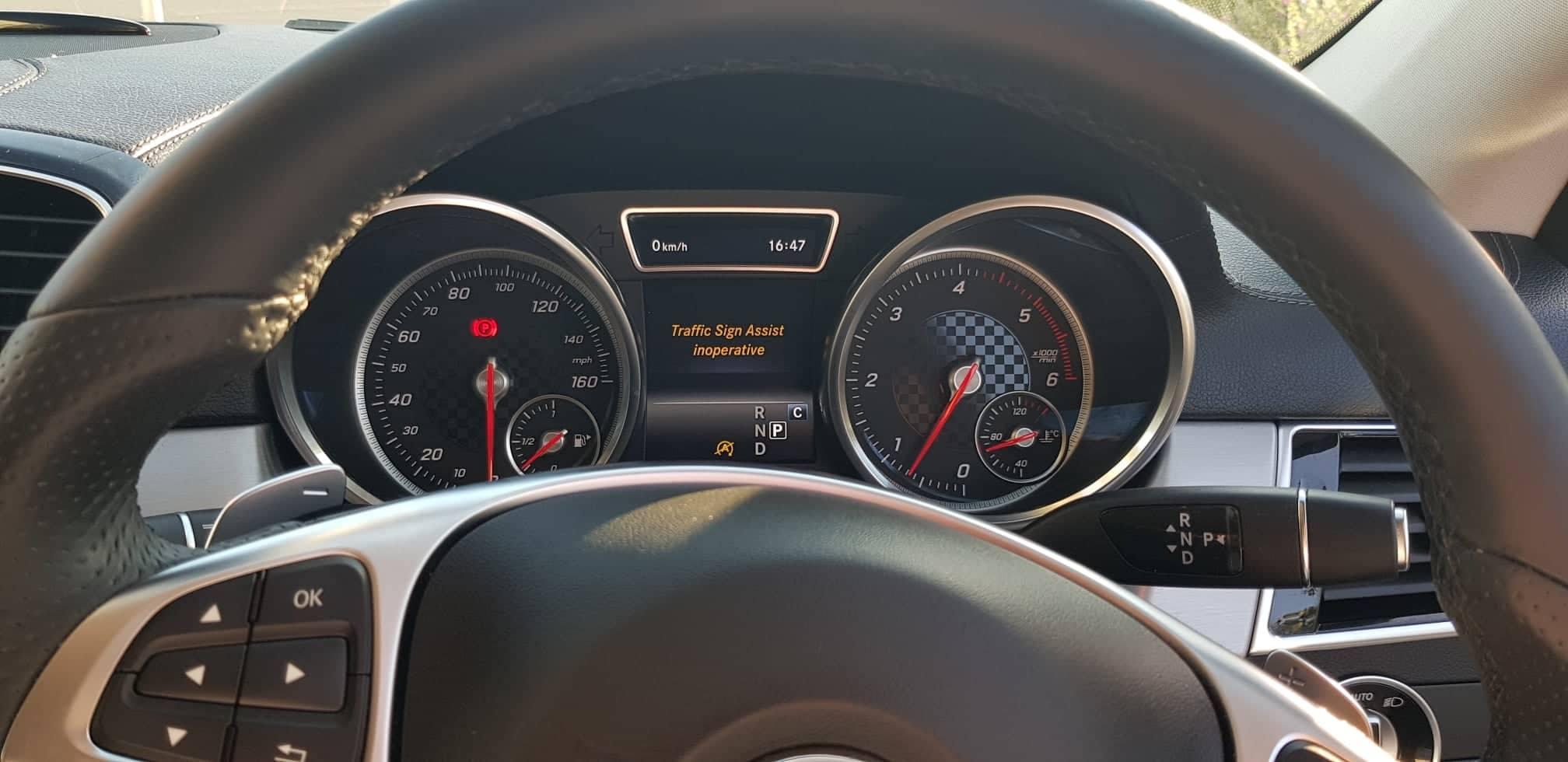 Mercedes GLE 350D AMG