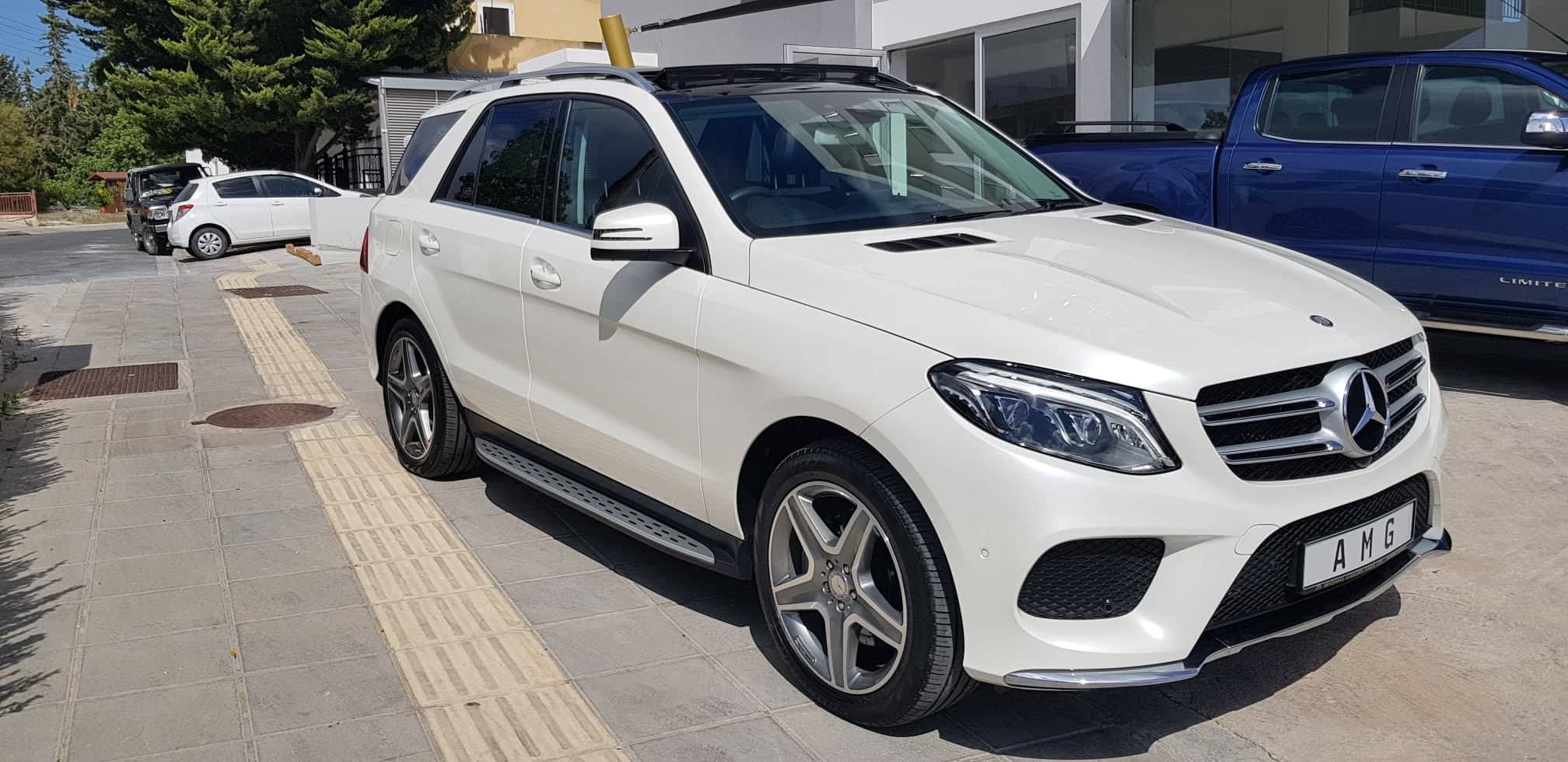 Mercedes GLE 250D 4 Matic