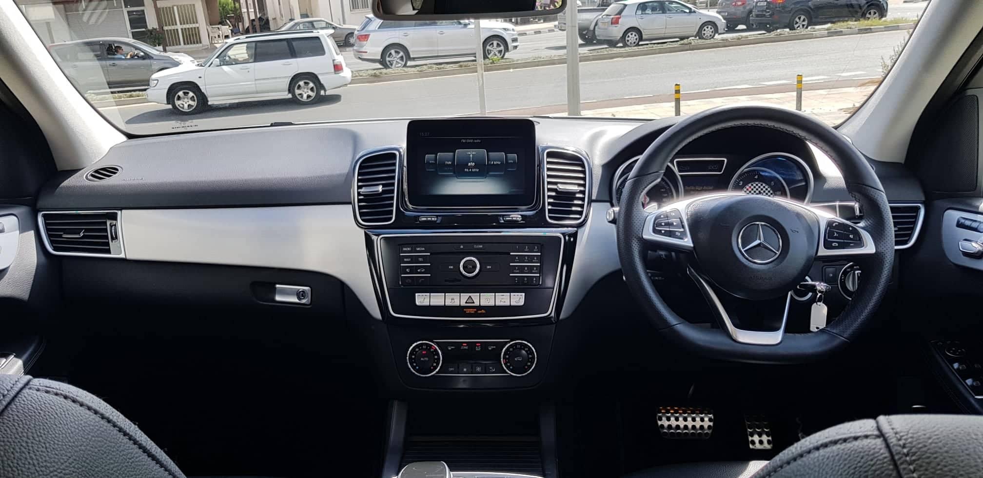 Mercedes GLE 250D 4 Matic