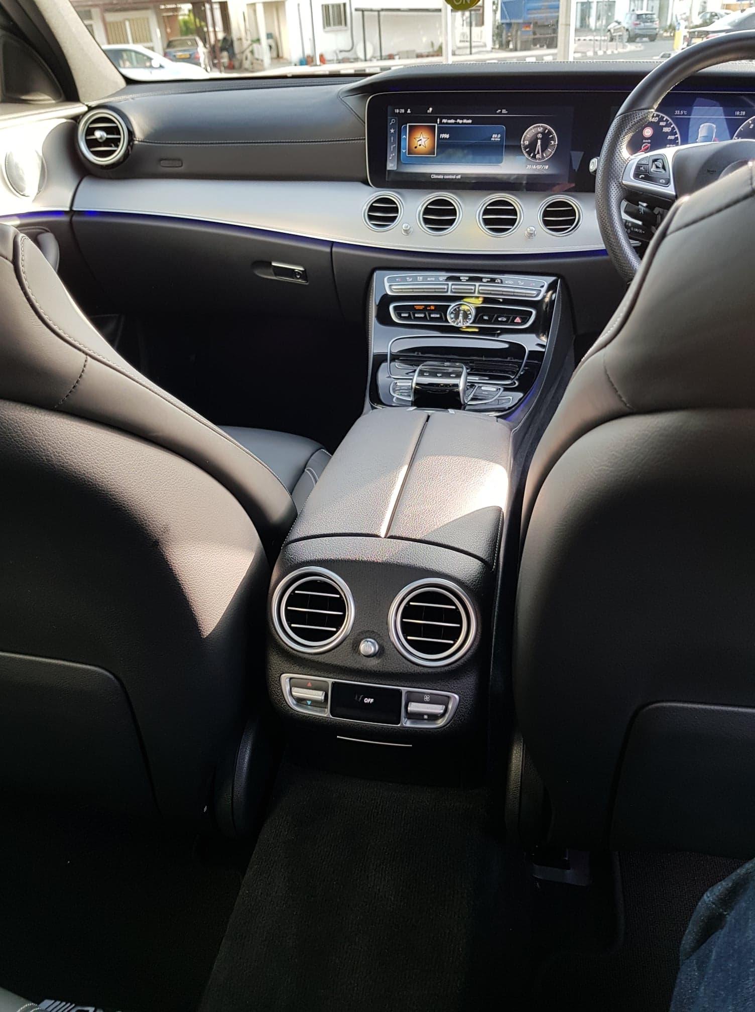 Mercedes Benz E-Class 220D Premium Plus AMG