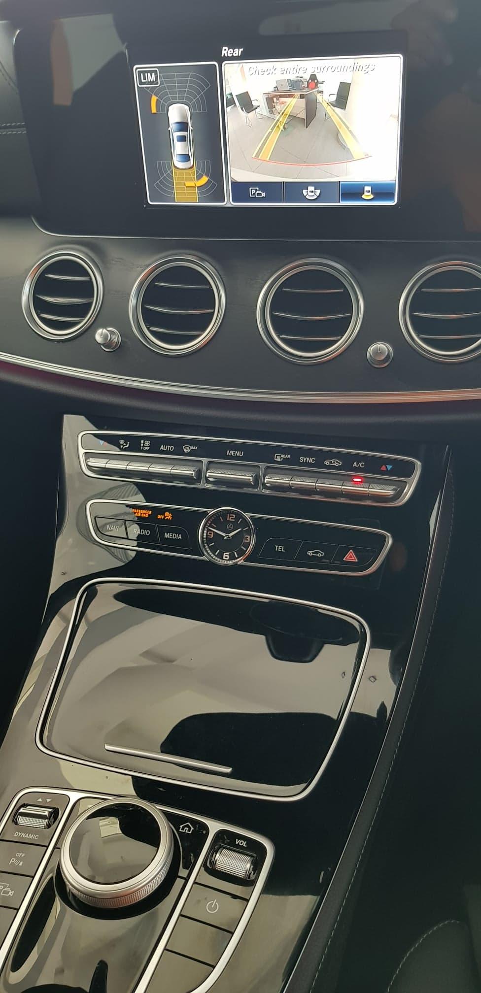 Mercedes E Class 220D Auto AMG line