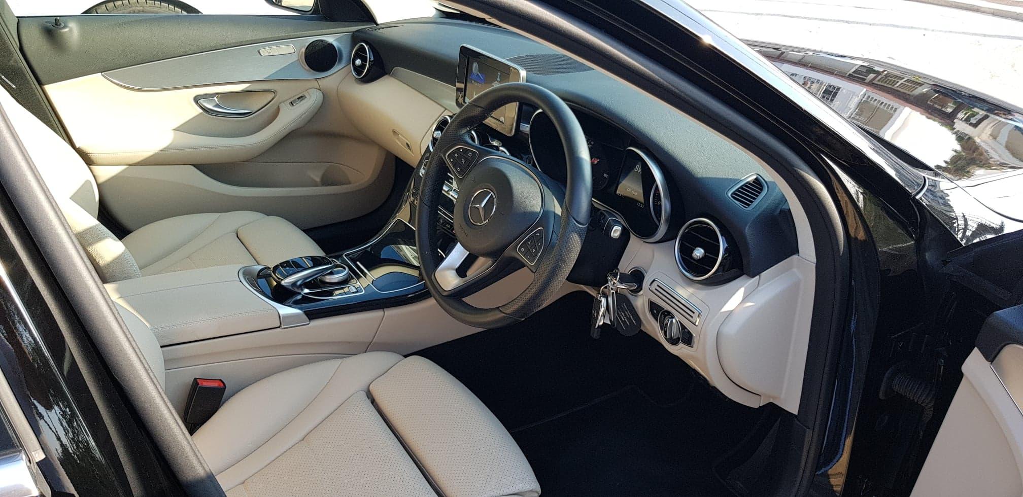 Mercedes C Class 220D Sport Line