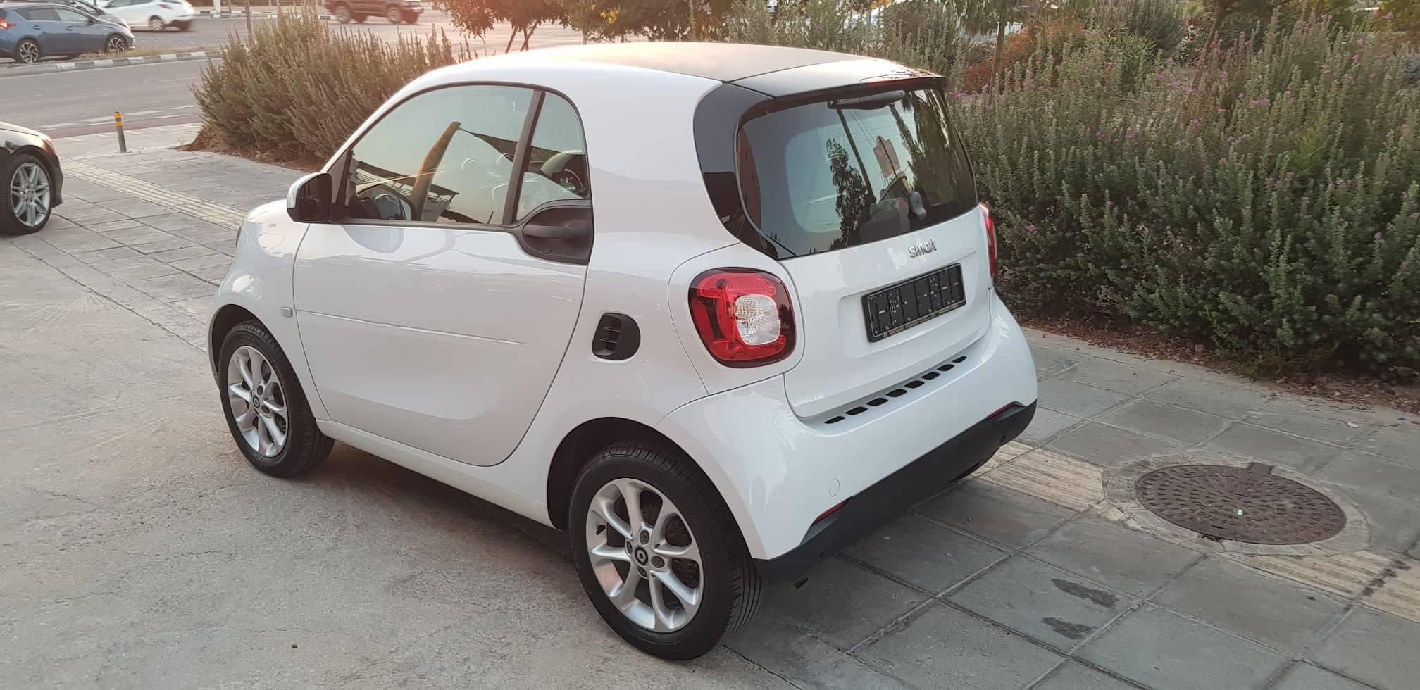 Smart ForTwo Passion Auto
