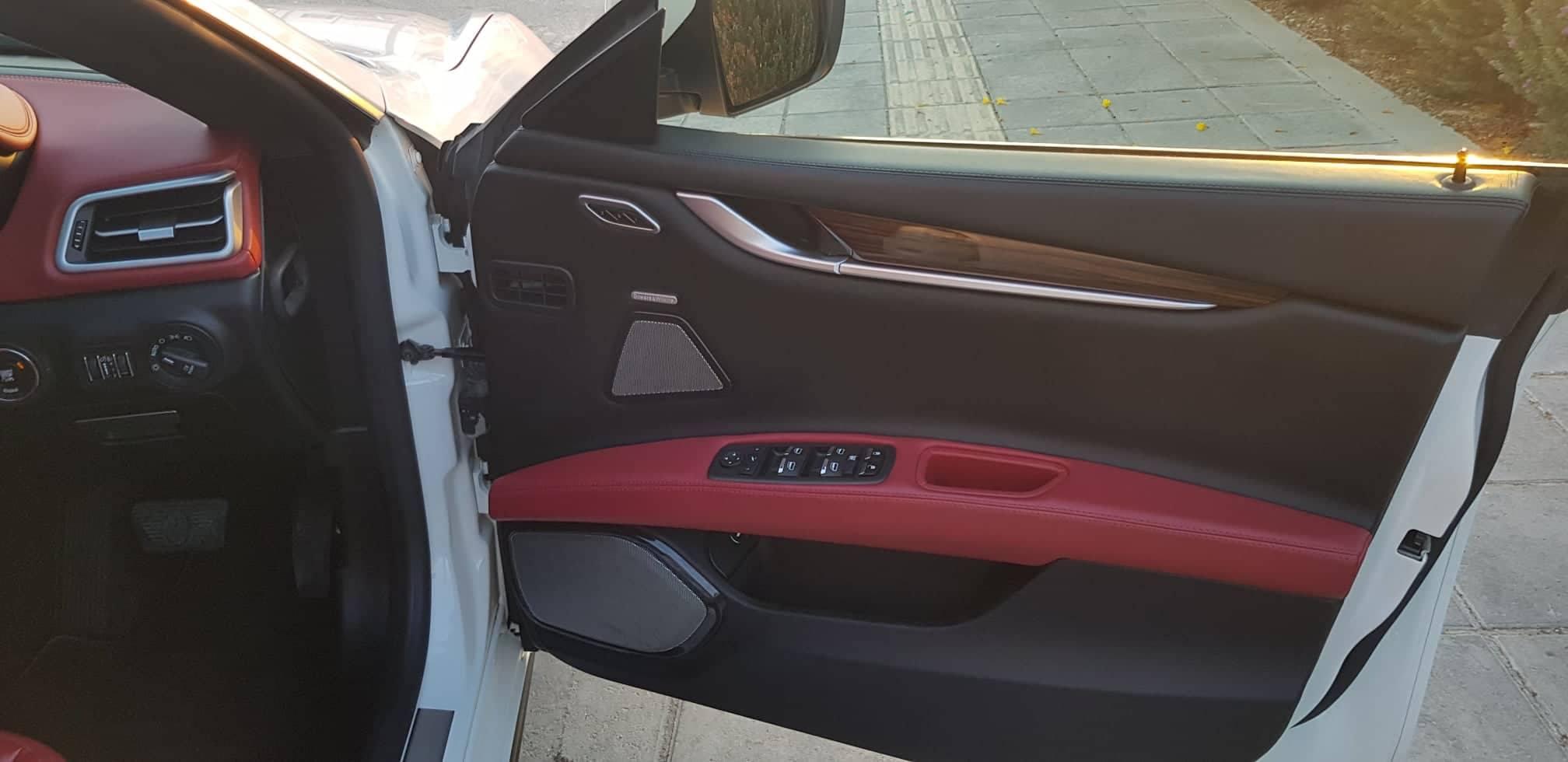 Maserati Ghibli DV6 Auto