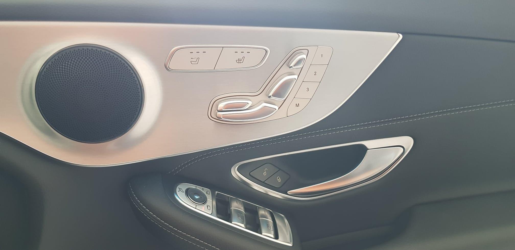 Mercedes Benz C Class C220D AMG Line Auto Premium 2dr