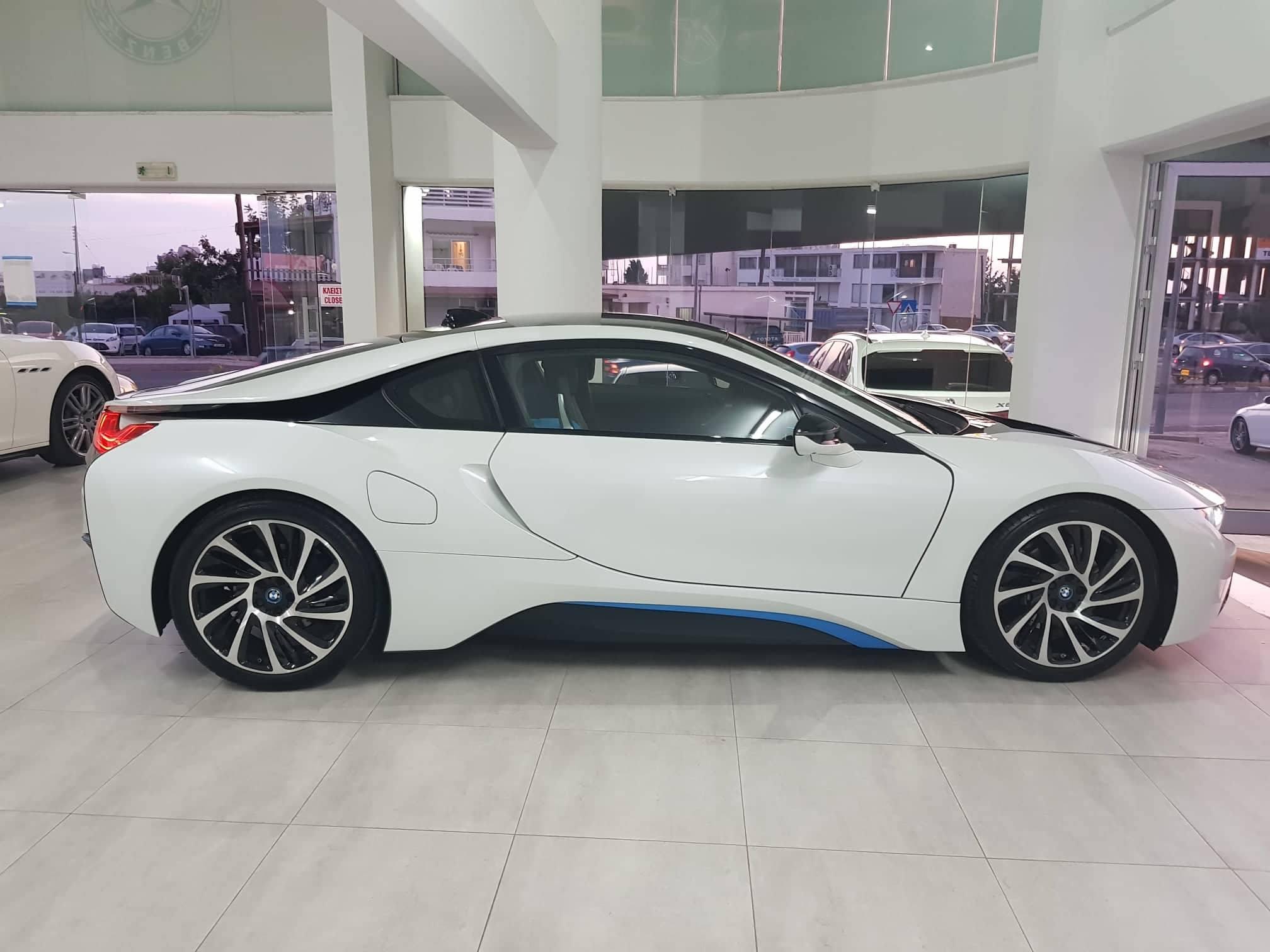 BMW i8 Hybrid