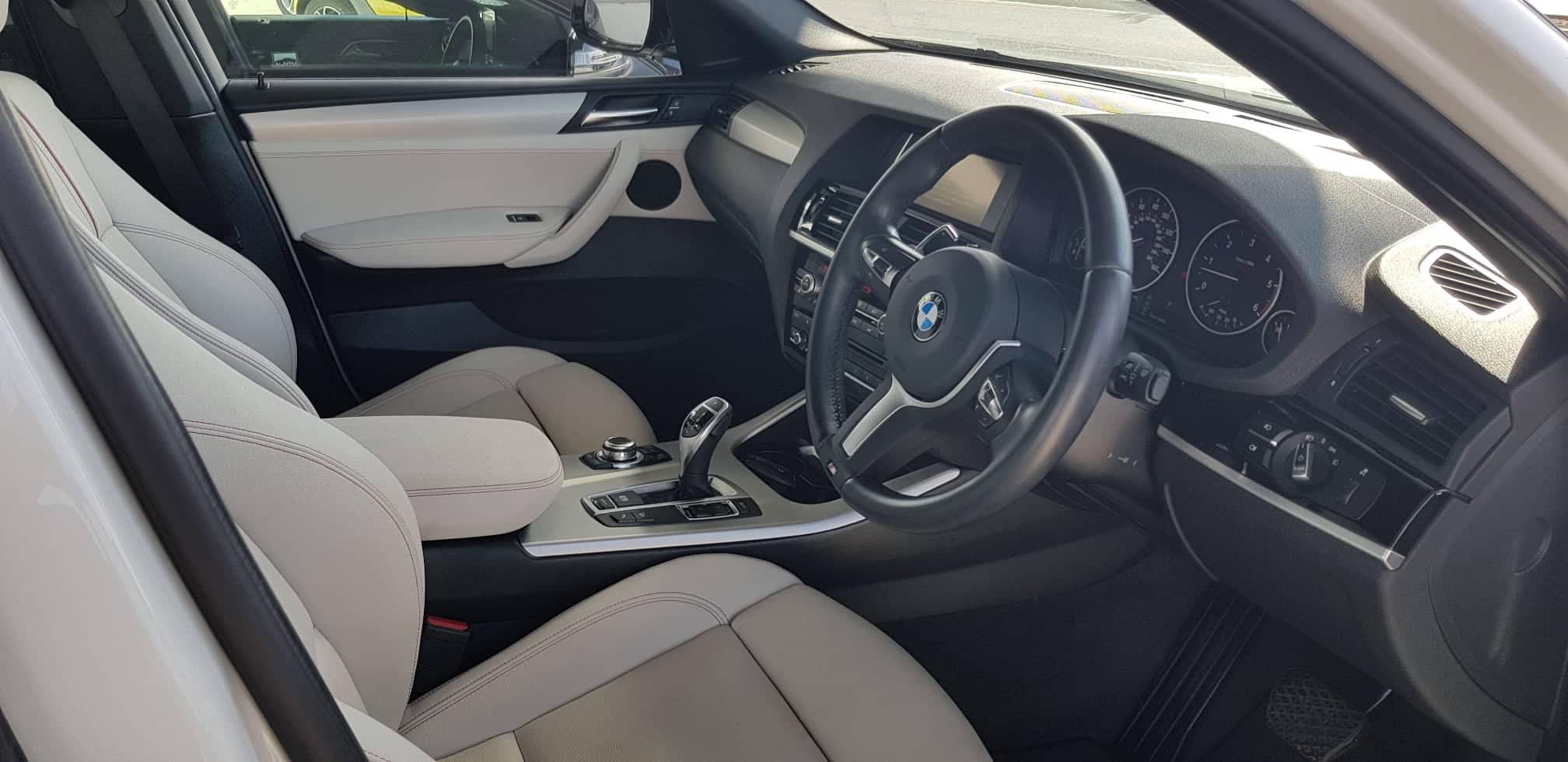 BMW X4 30d X Drive M Sport Coupe