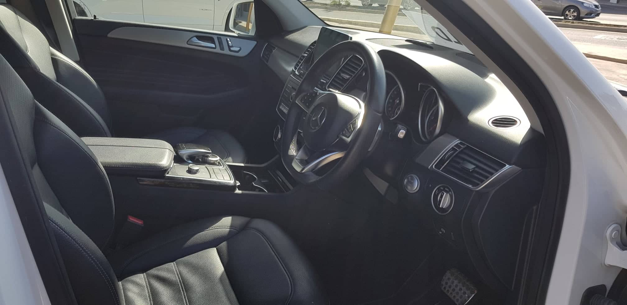 Mercedes Benz GLE 250D Estate 4Matic AMG Line