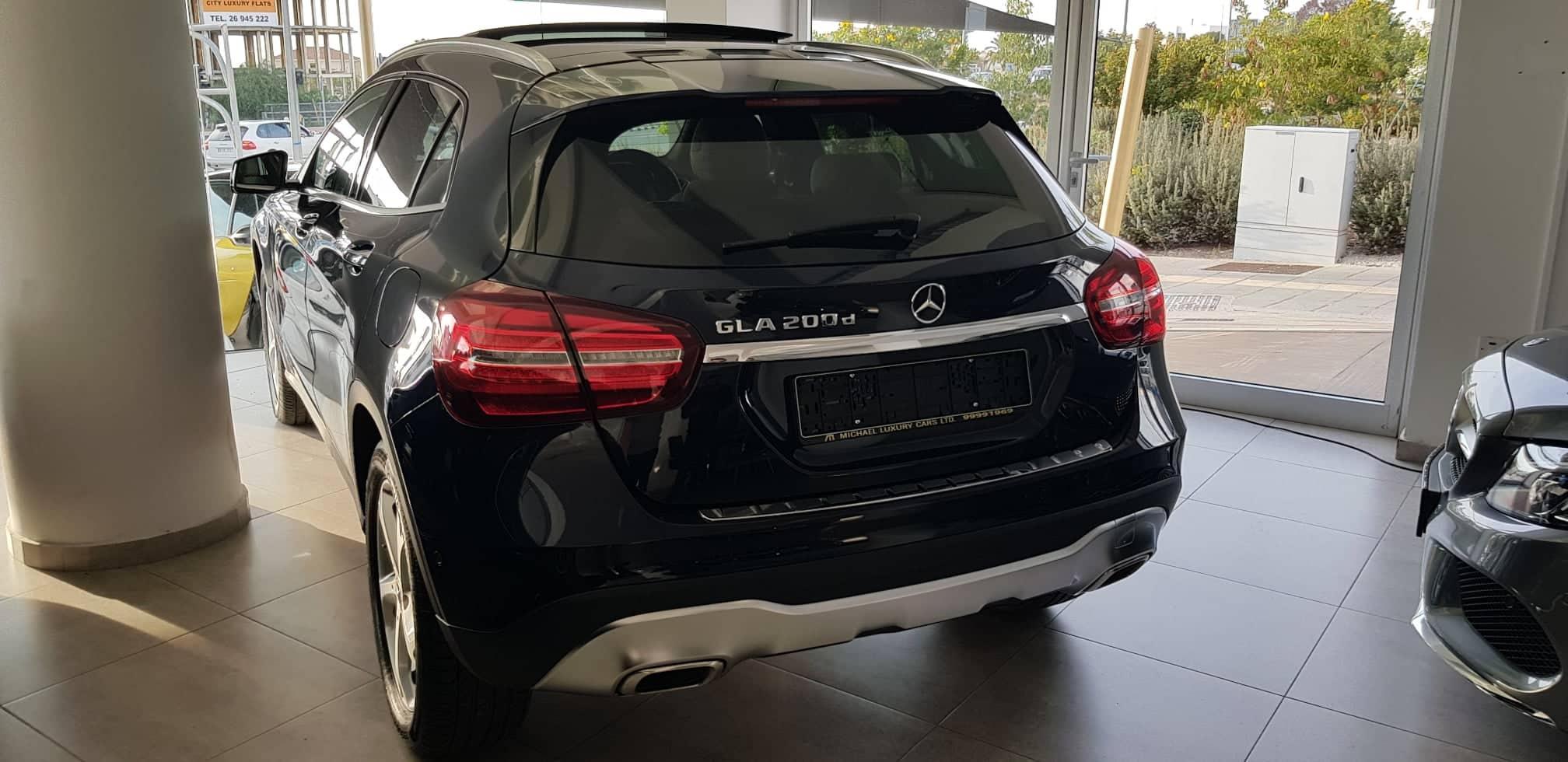 Mercedes Benz GLA 200 D Sport Premium Auto