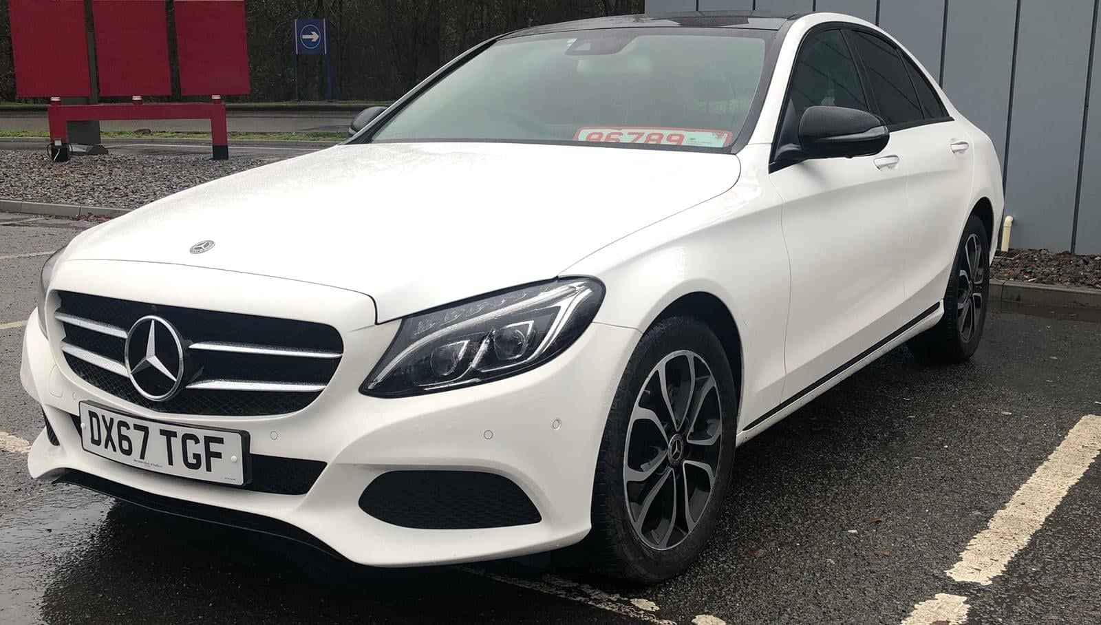 Mercedes C220 Sports Premium 4 Matic Plus