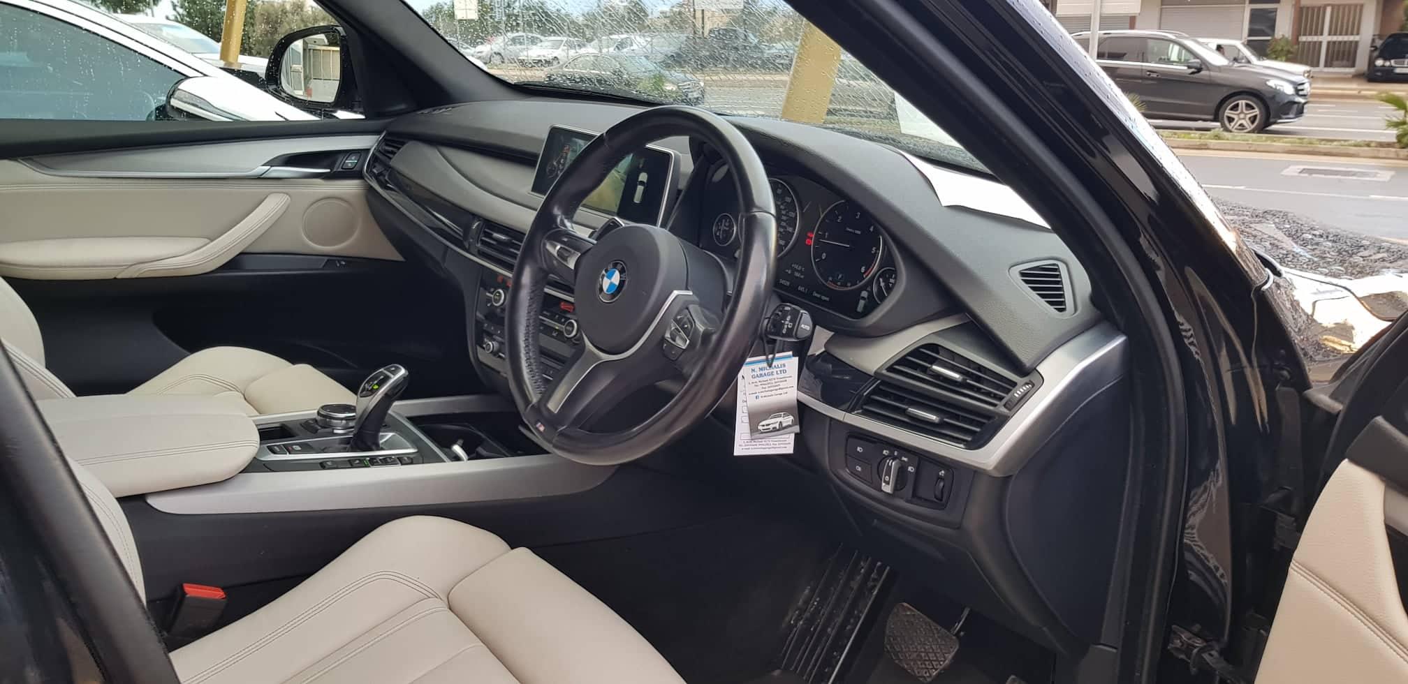 BMW X5 M SPORT 3.0D