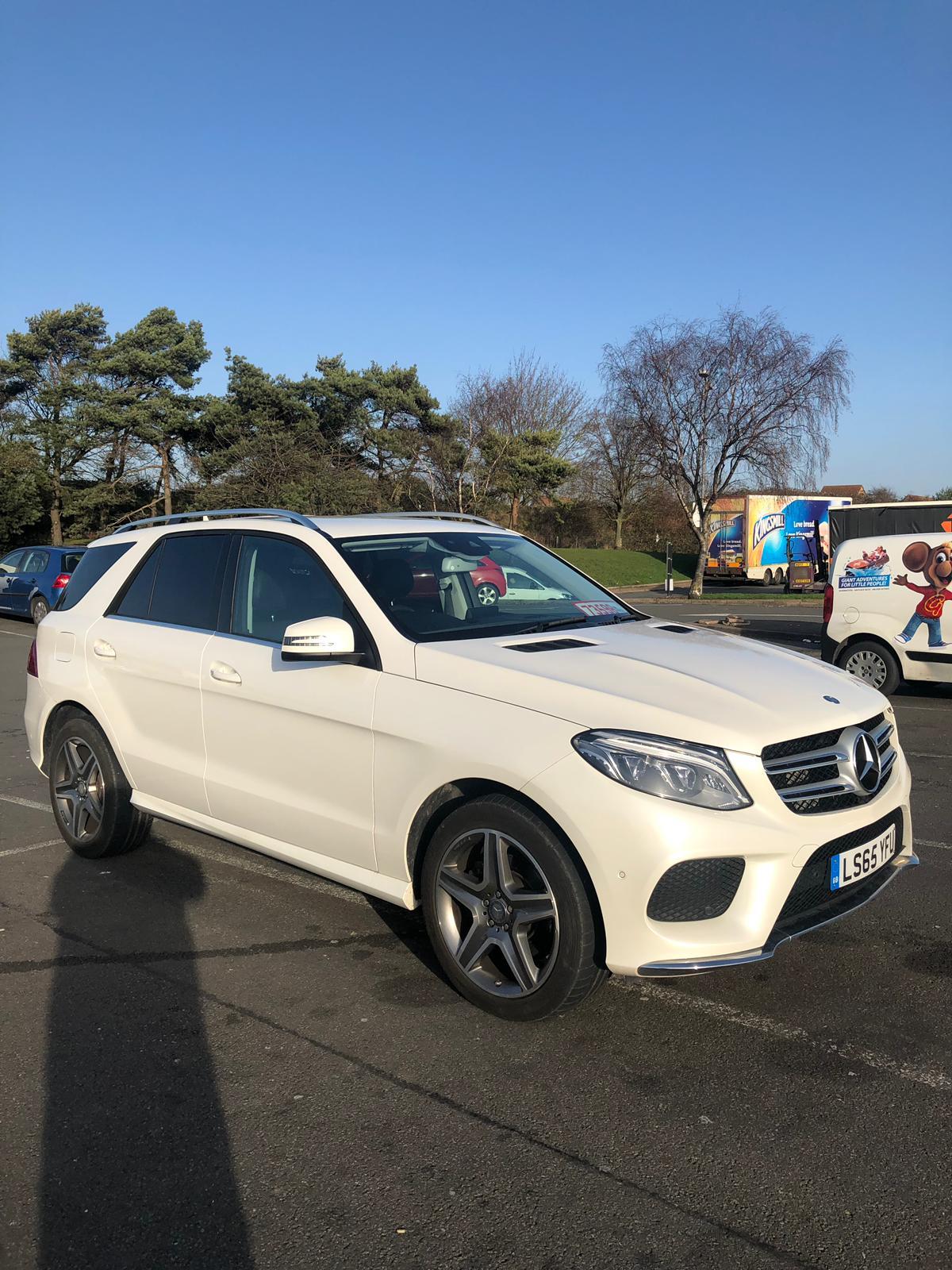 Mercedes Benz GLE 250D – 4Matic AMG Line