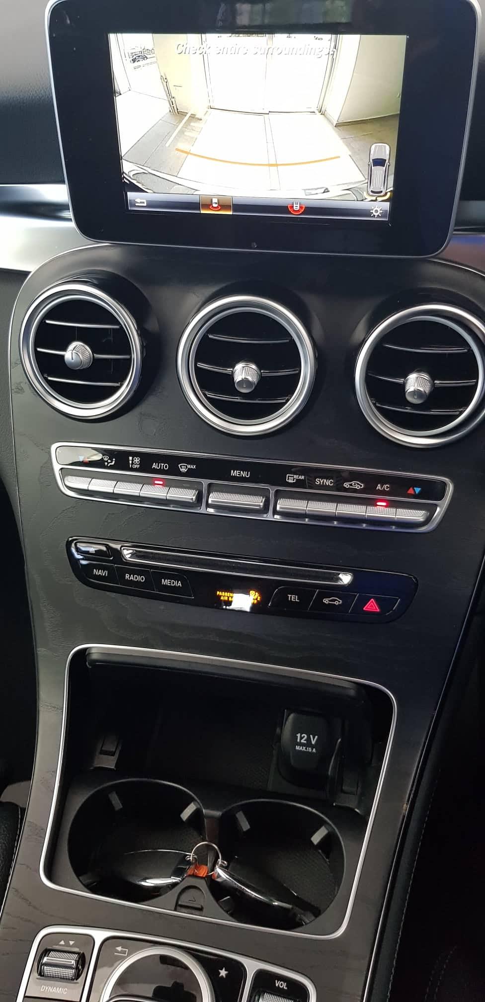 Mercedes GLC 250D AMG 4 MATIC