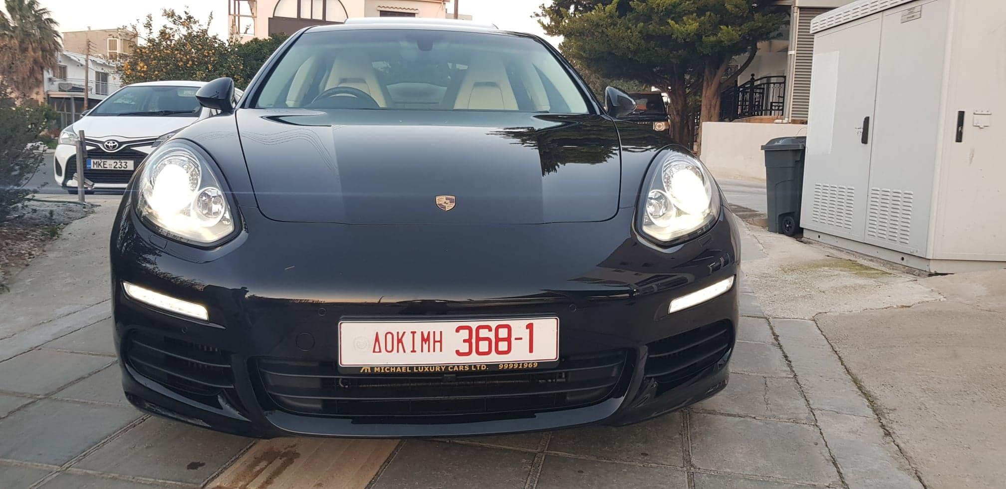 Porsche Panamera V6 – 30D