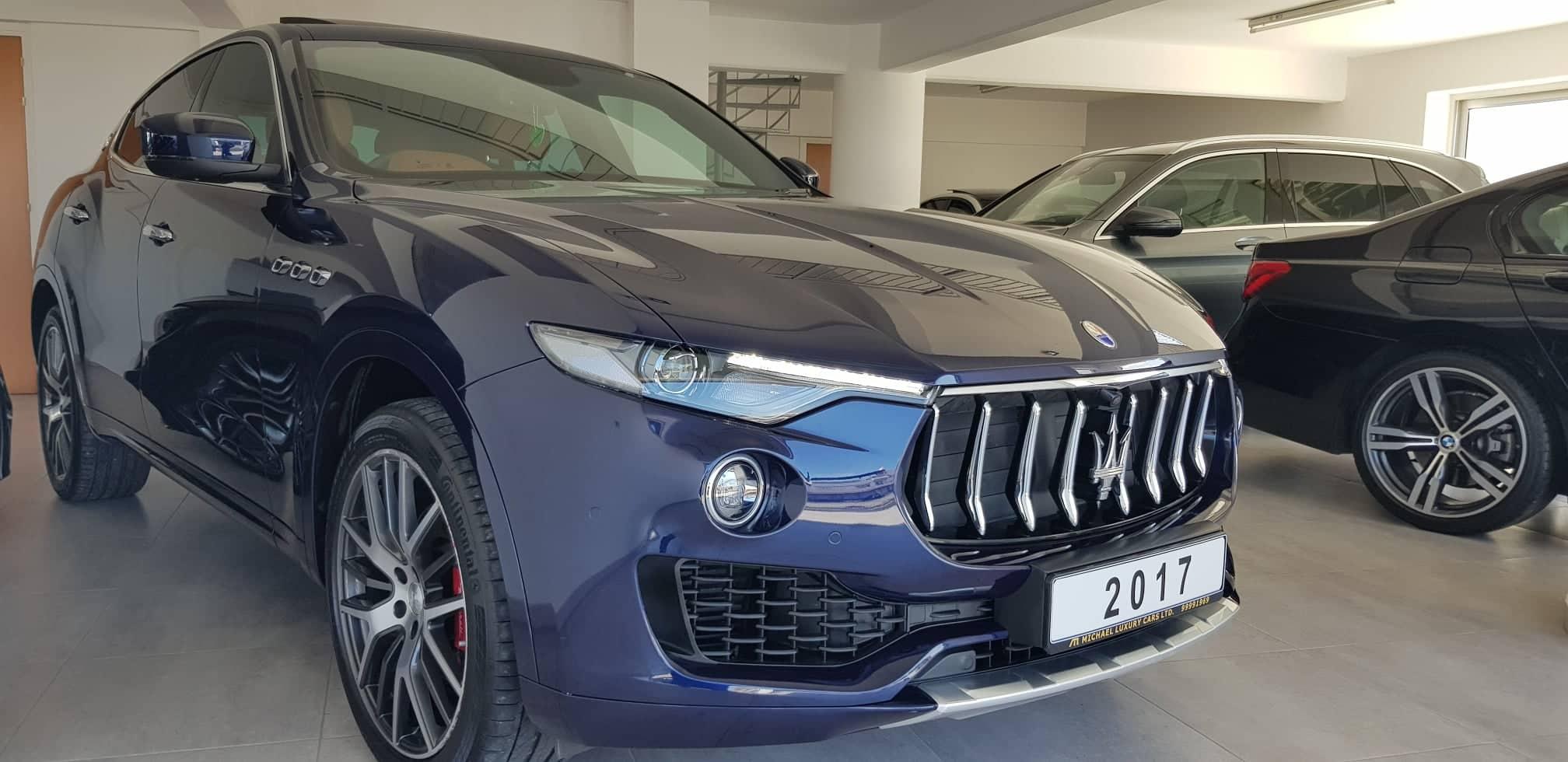 Maserati Levante V6D Auto