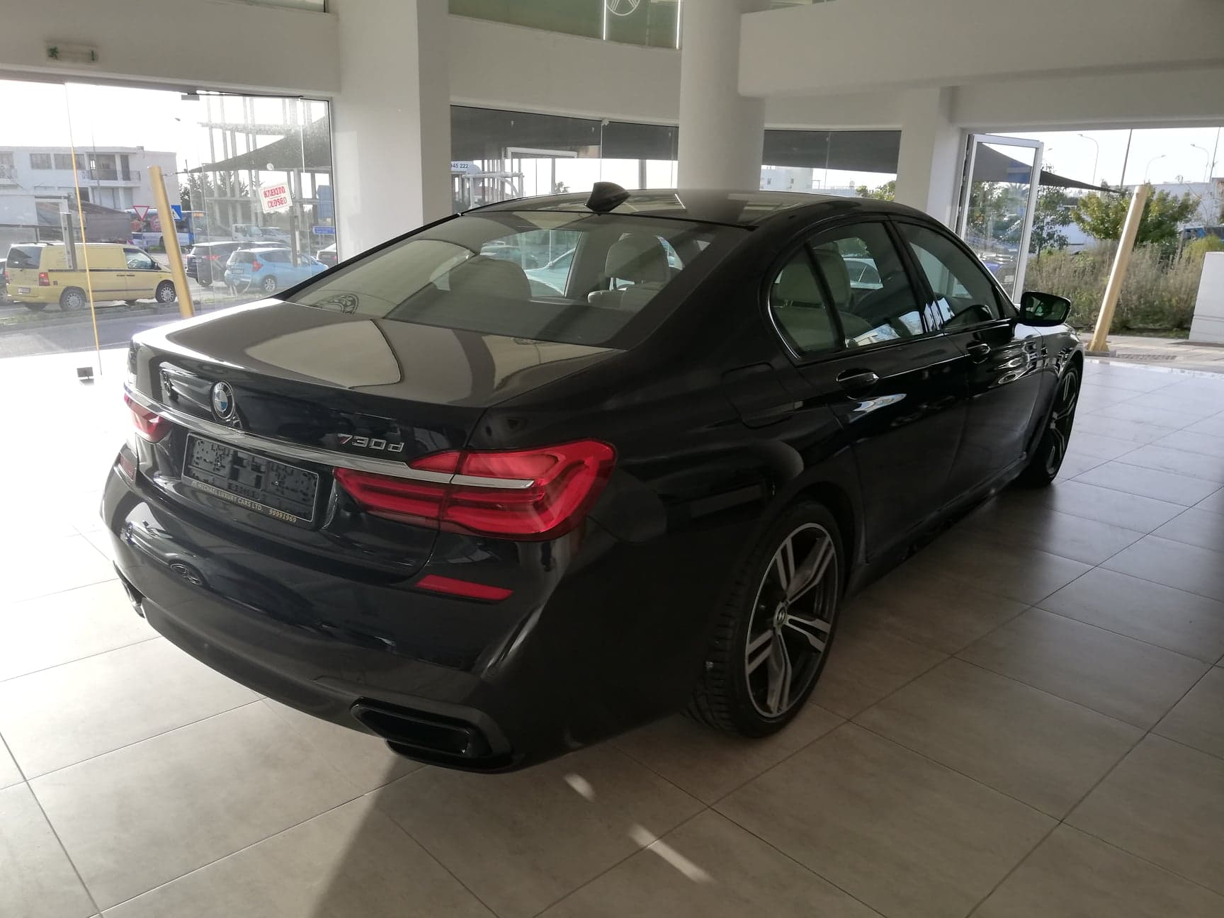 BMW 730 M SPORT 30D