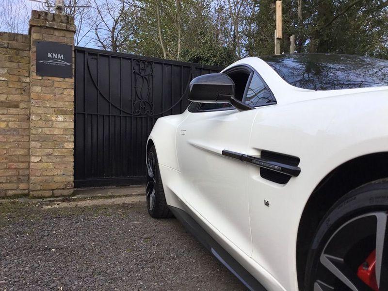 Aston Martin Vanquish 5.9 V12 S Coupe 2dr