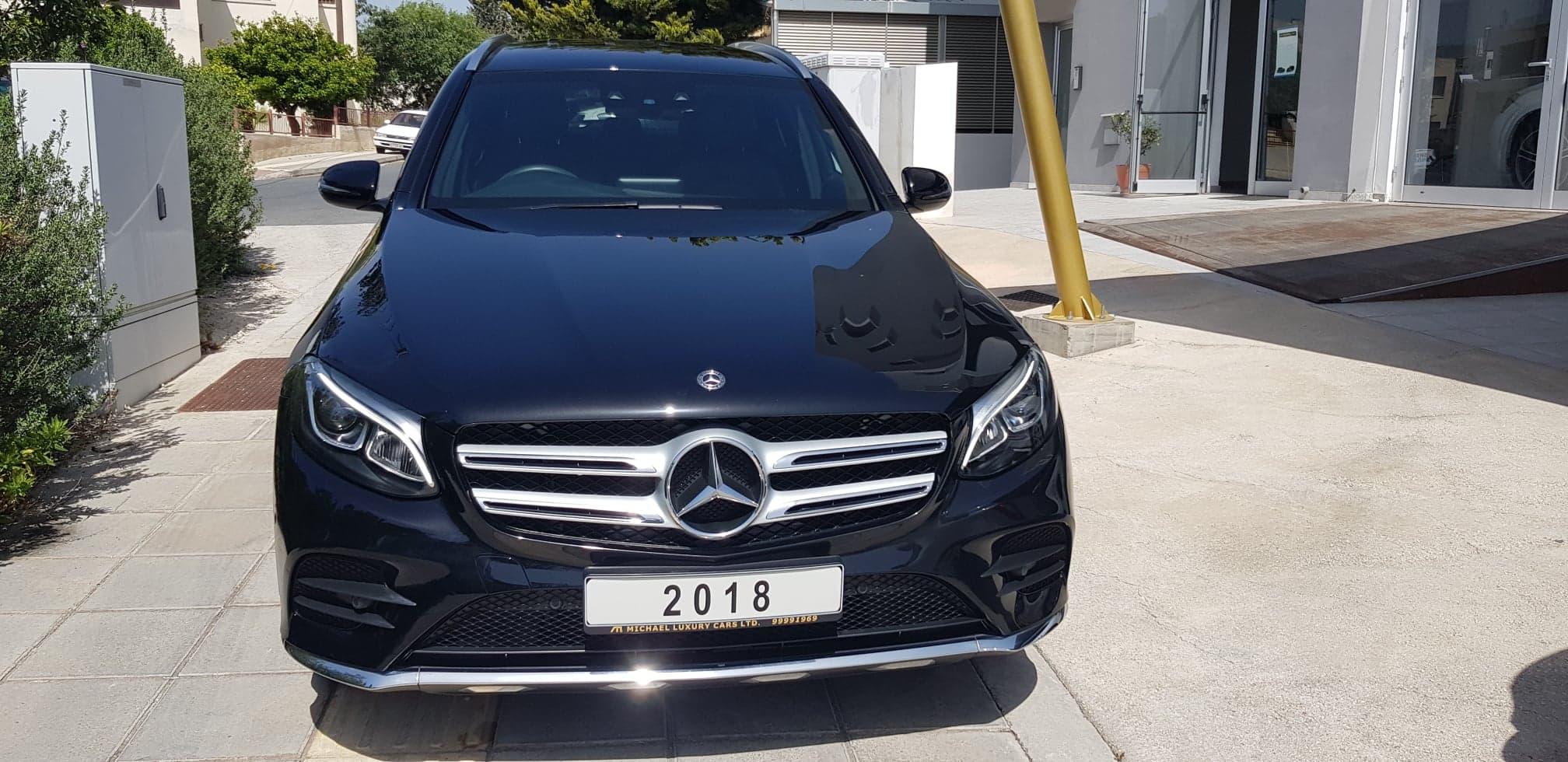 Mercedes GLC 220D AMG 4 MATIC ESTATE