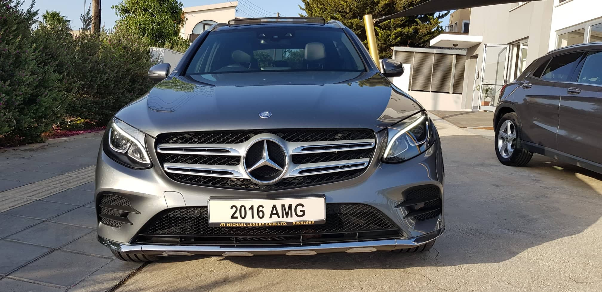Mercedes GLC 250D AMG 4 MATIC