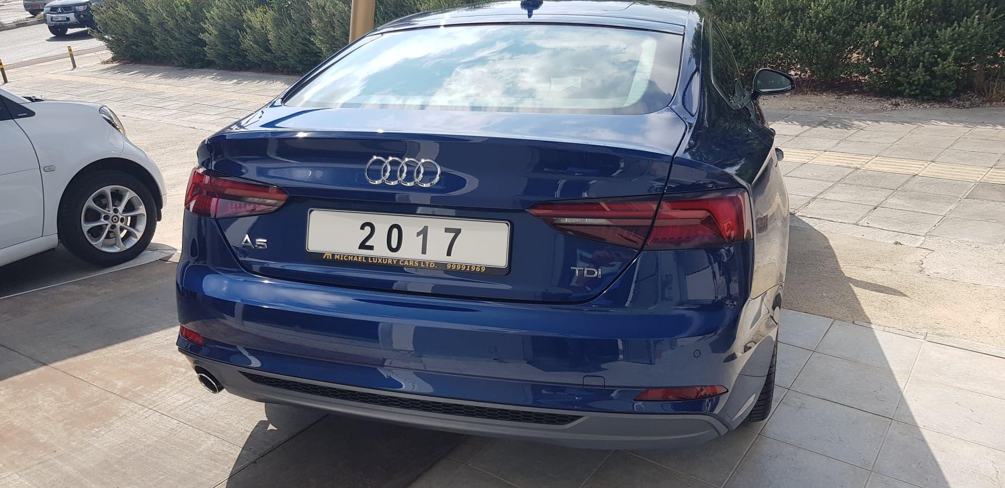 Audi A5 Sportsback TDI Sline