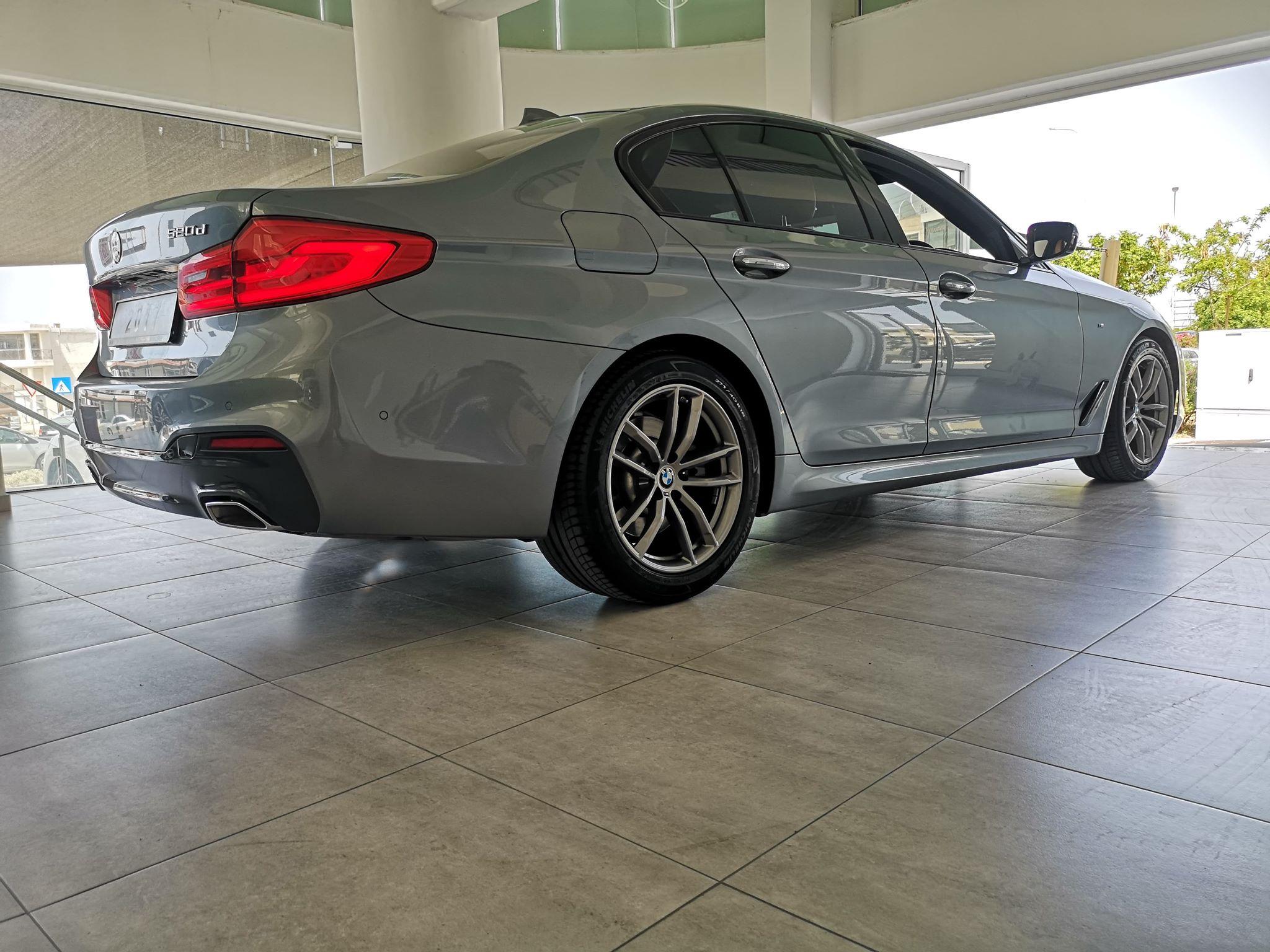 BMW 520D 2.0 M SPORT