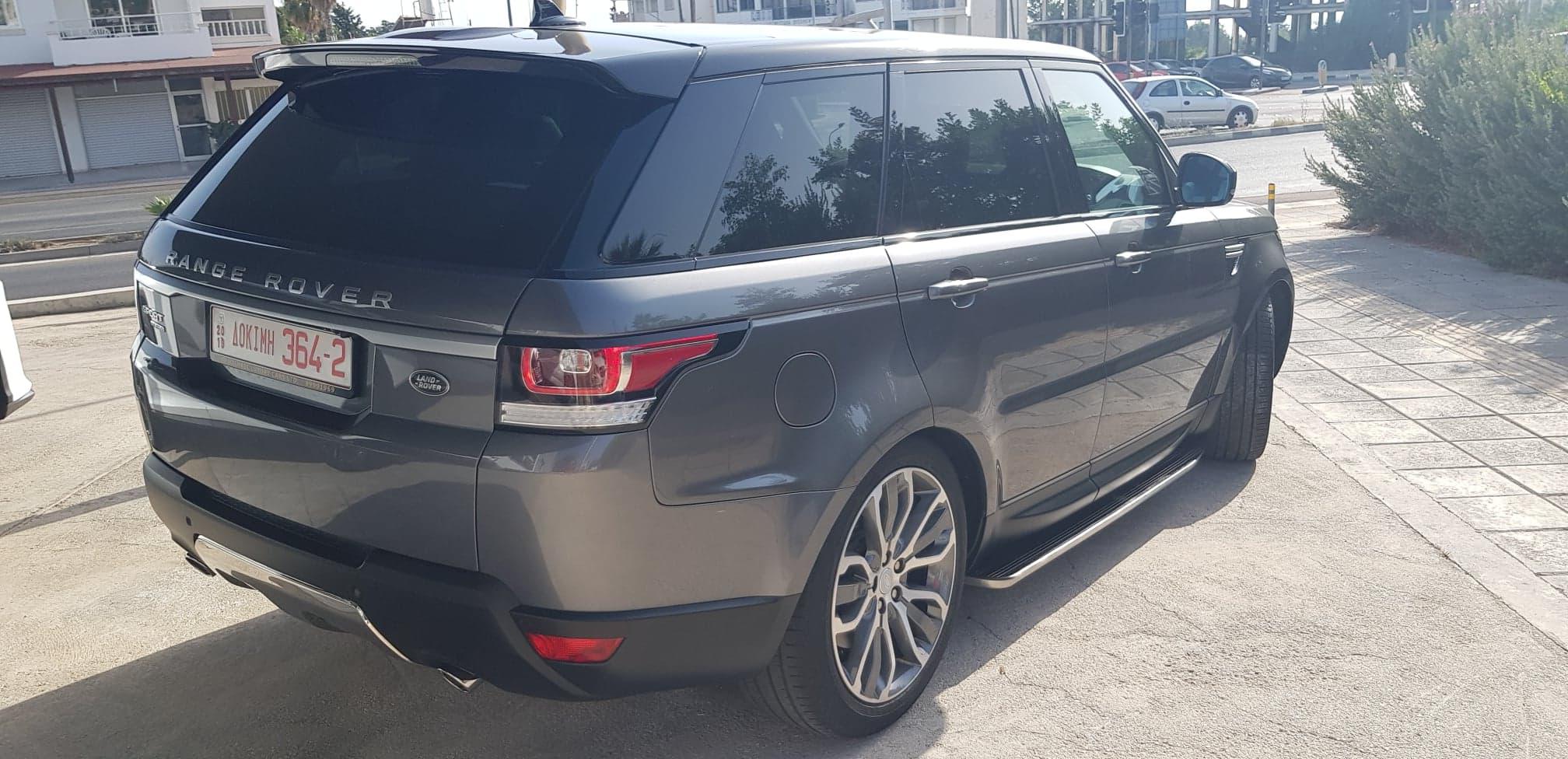Range Rover Sport 30SD 306 HSE