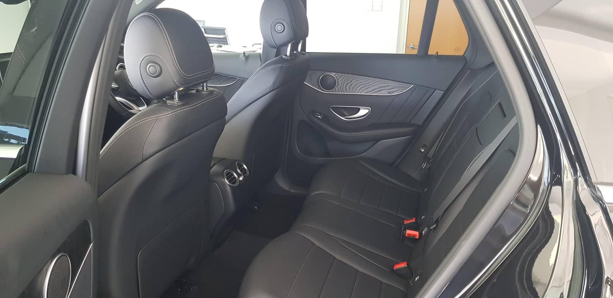MERCEDES GLC 250D AMG