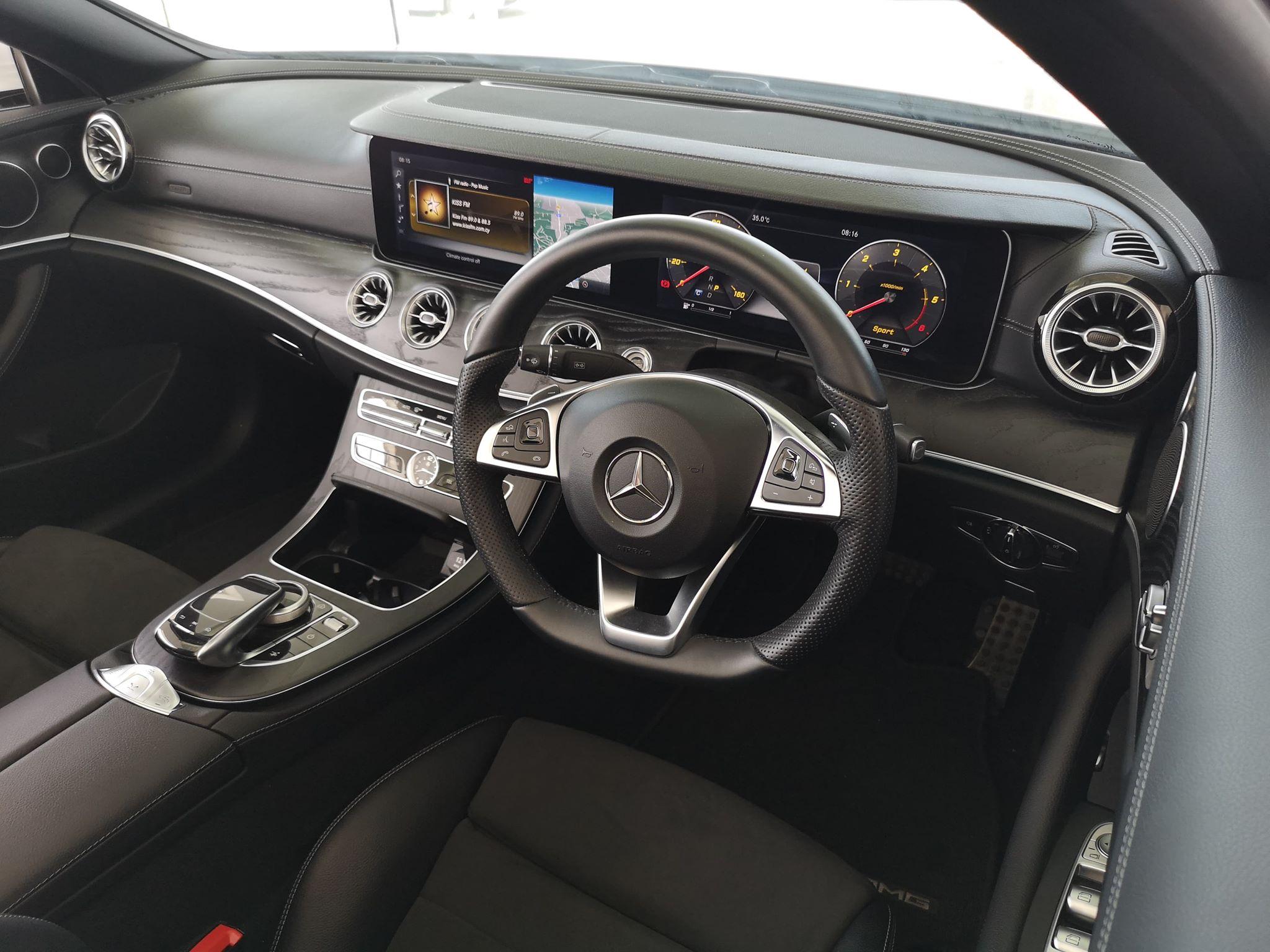 MERCEDES  E CLASS  220d Premium Plus