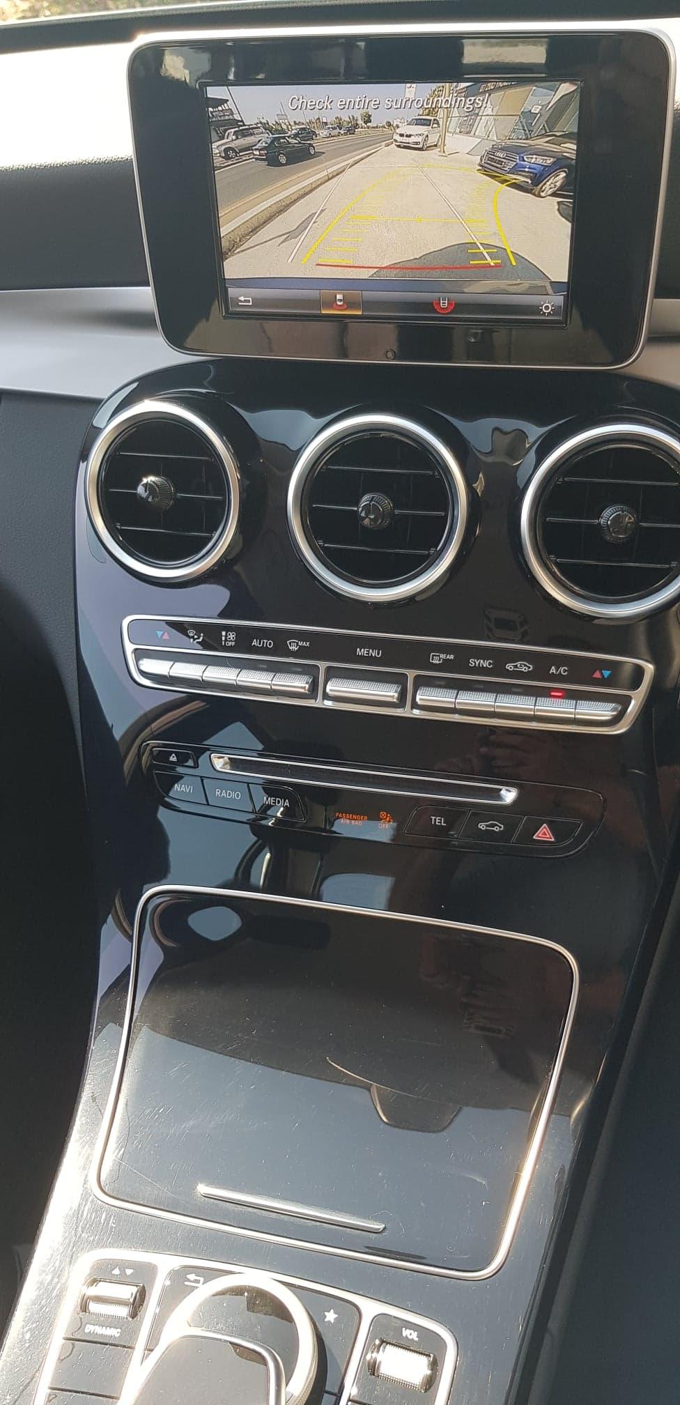 Mercedes C Class 220D Sport Package