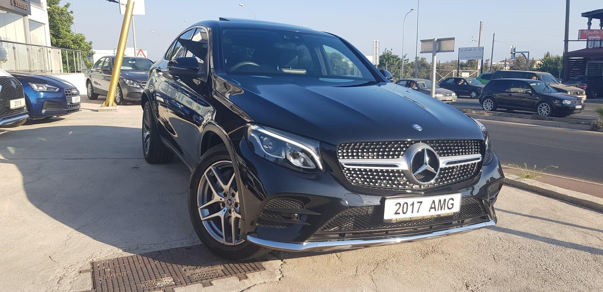 Mercedes Benz GLC Class 250 Premium Plus Coupe
