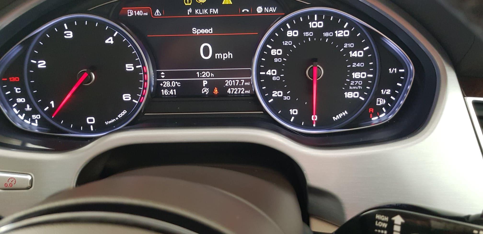 Audi A8 Quattro Long