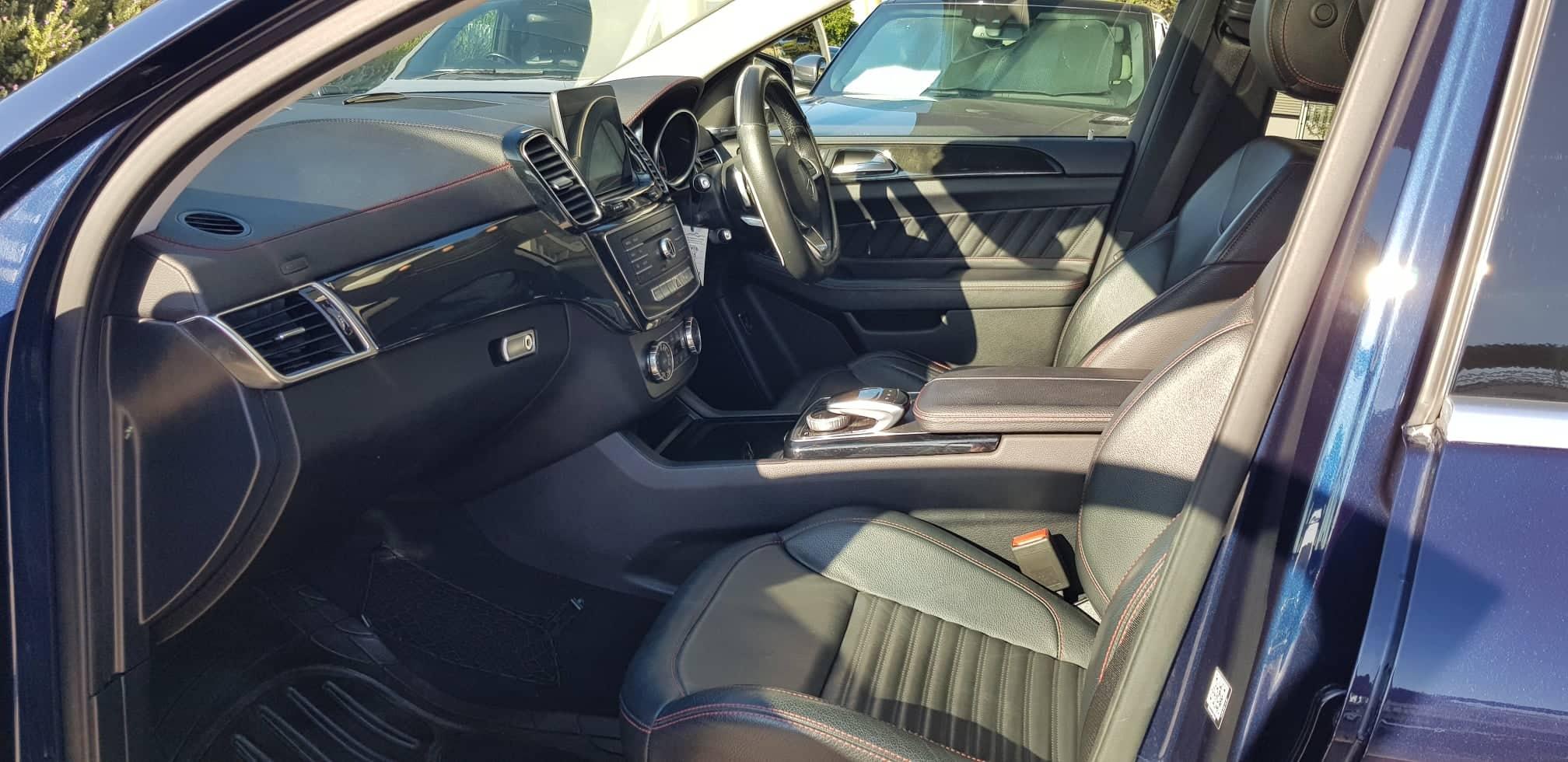 Mercedes GLE 350D AMG 4 MATIC