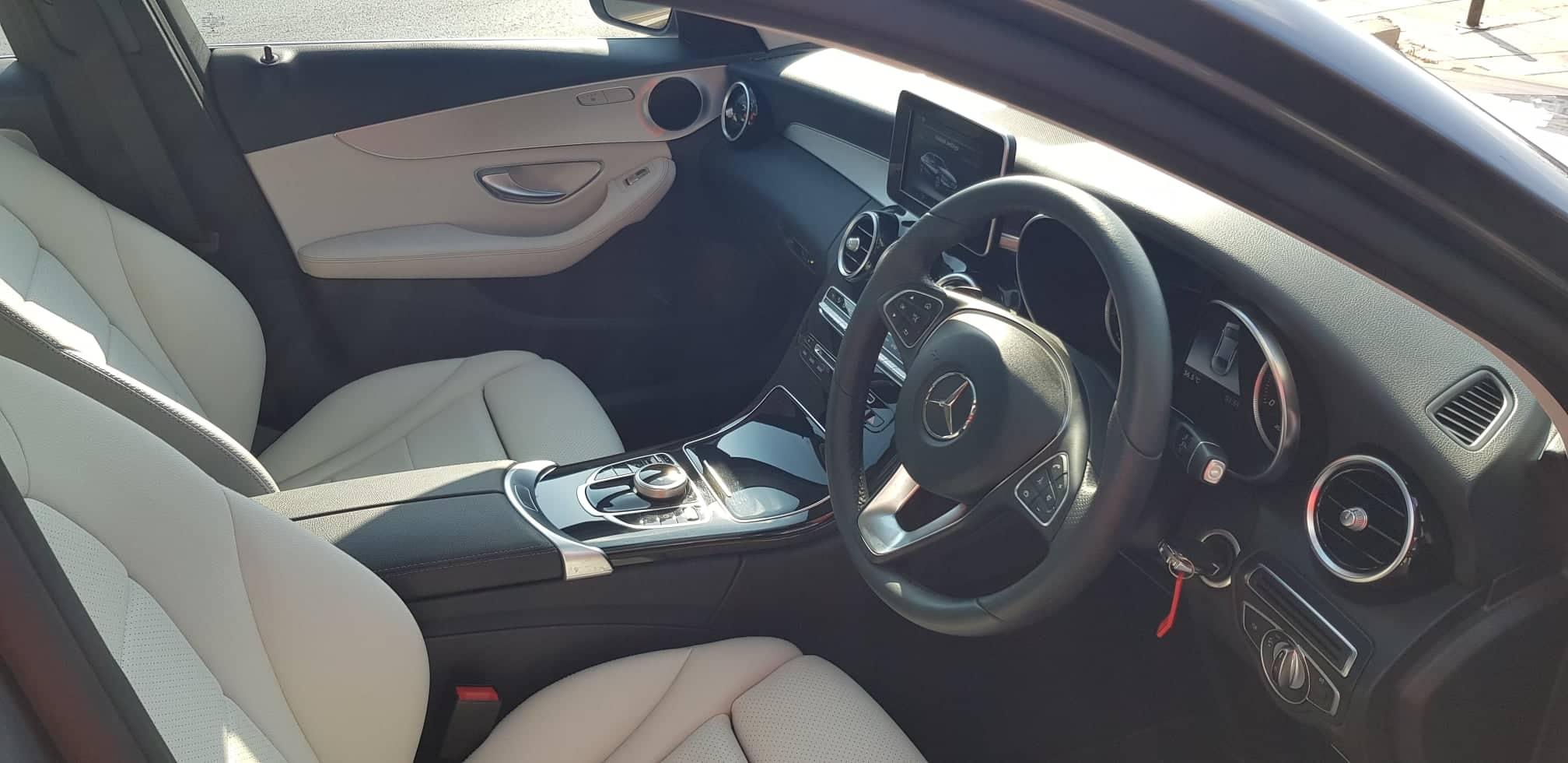 Mercedes Benz C Class 200D Sport
