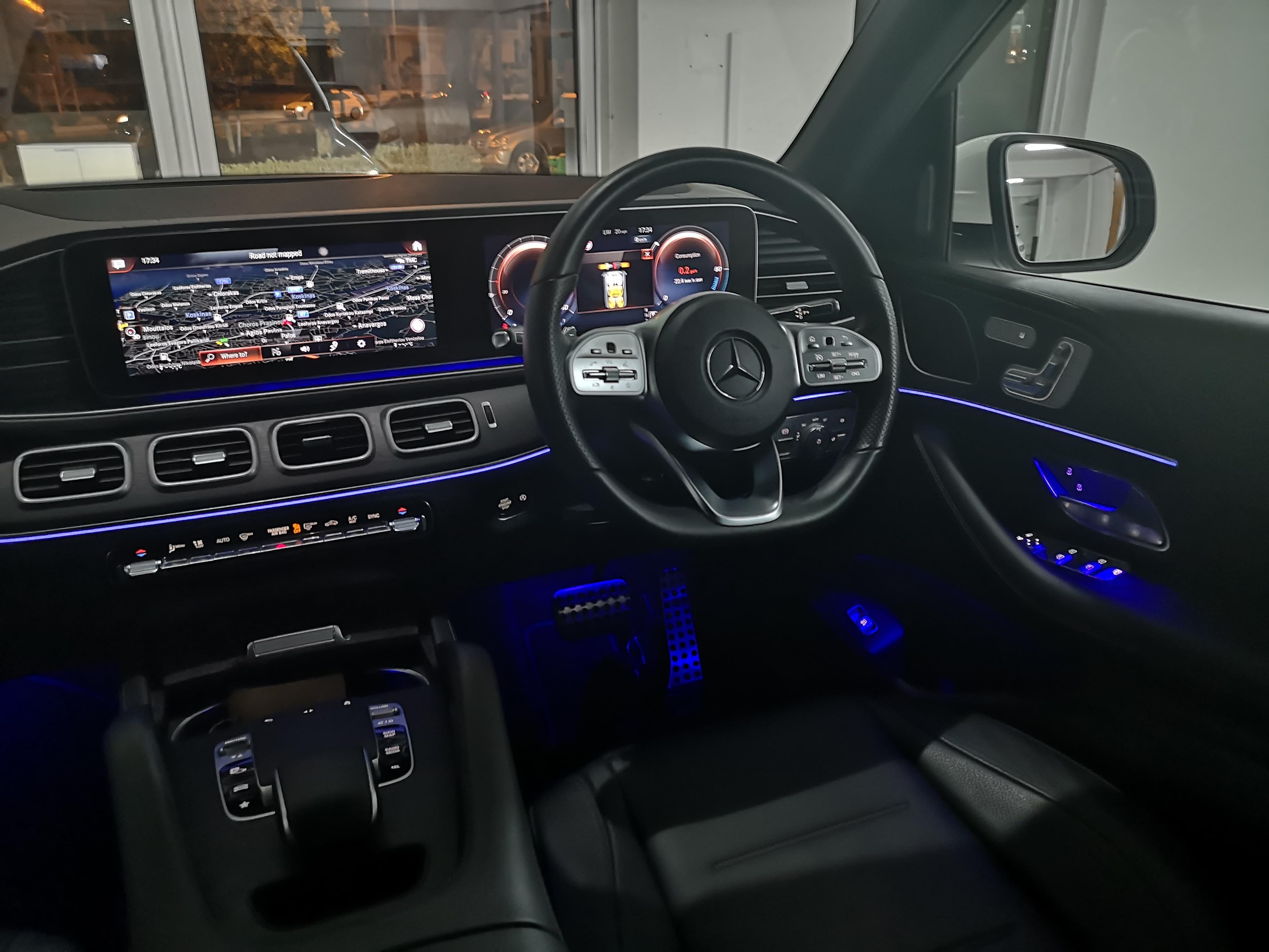 Mercedes GLE 300 D 4MATIC AMG LINE – 7 SEATS
