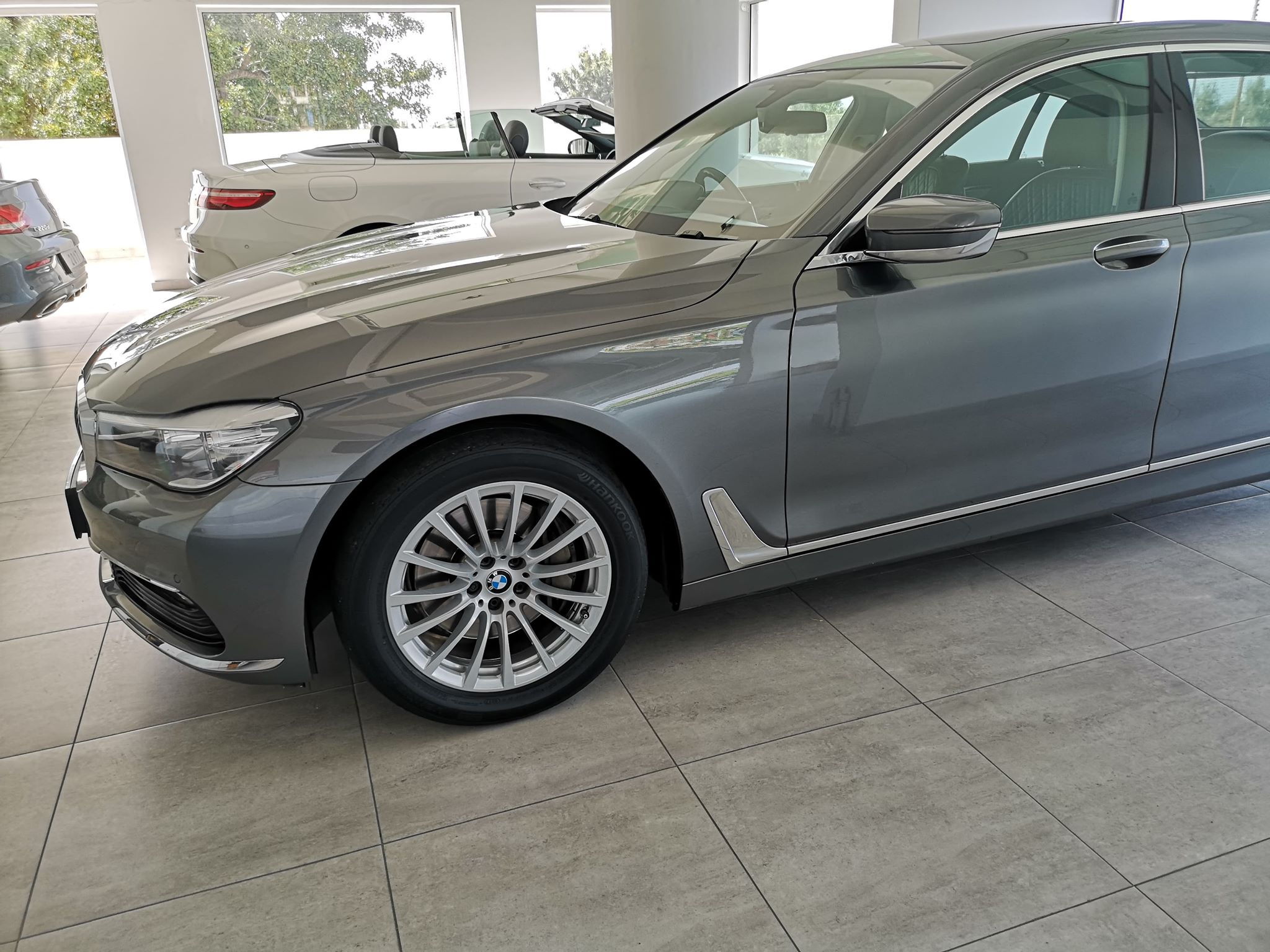 BMW 740 LONG HYBRID ELECTRIC 3.0LTRS PETROL