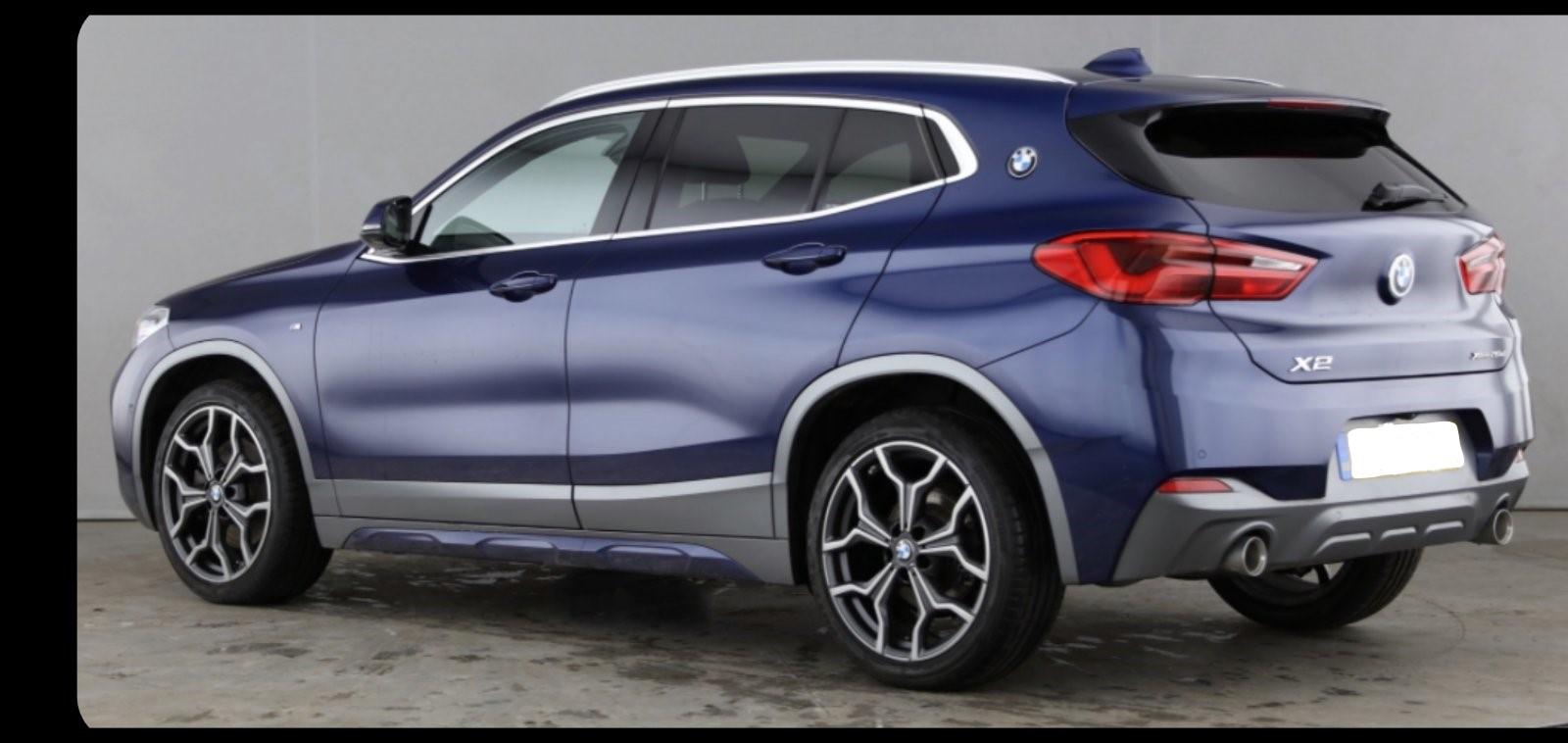 BMW X2 20D M