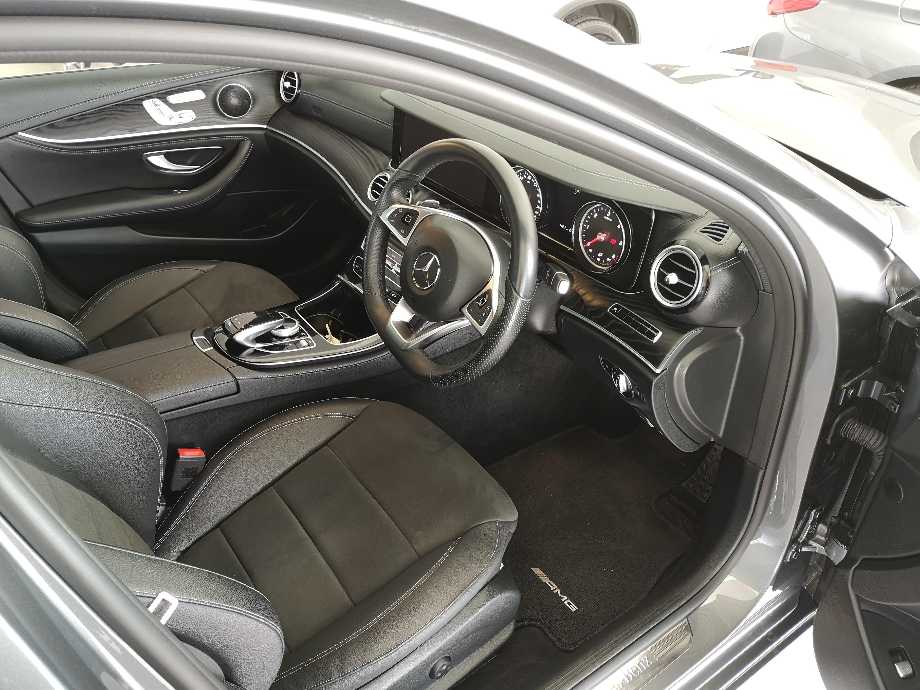 Mercedes E-class 350D AMG 5 door 9g-Tronic