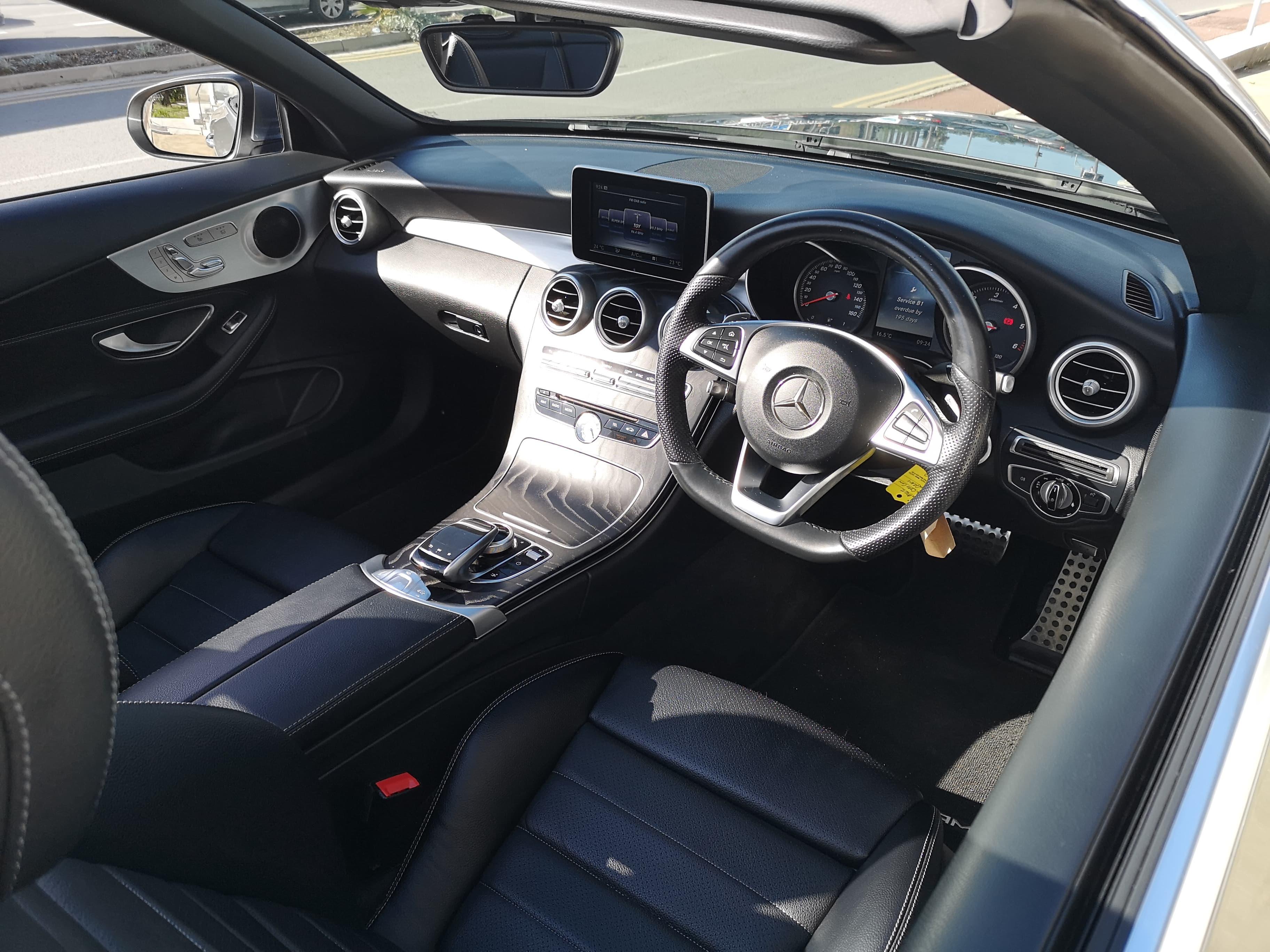 Mercedes C CLass Cabriolet AMG 220D