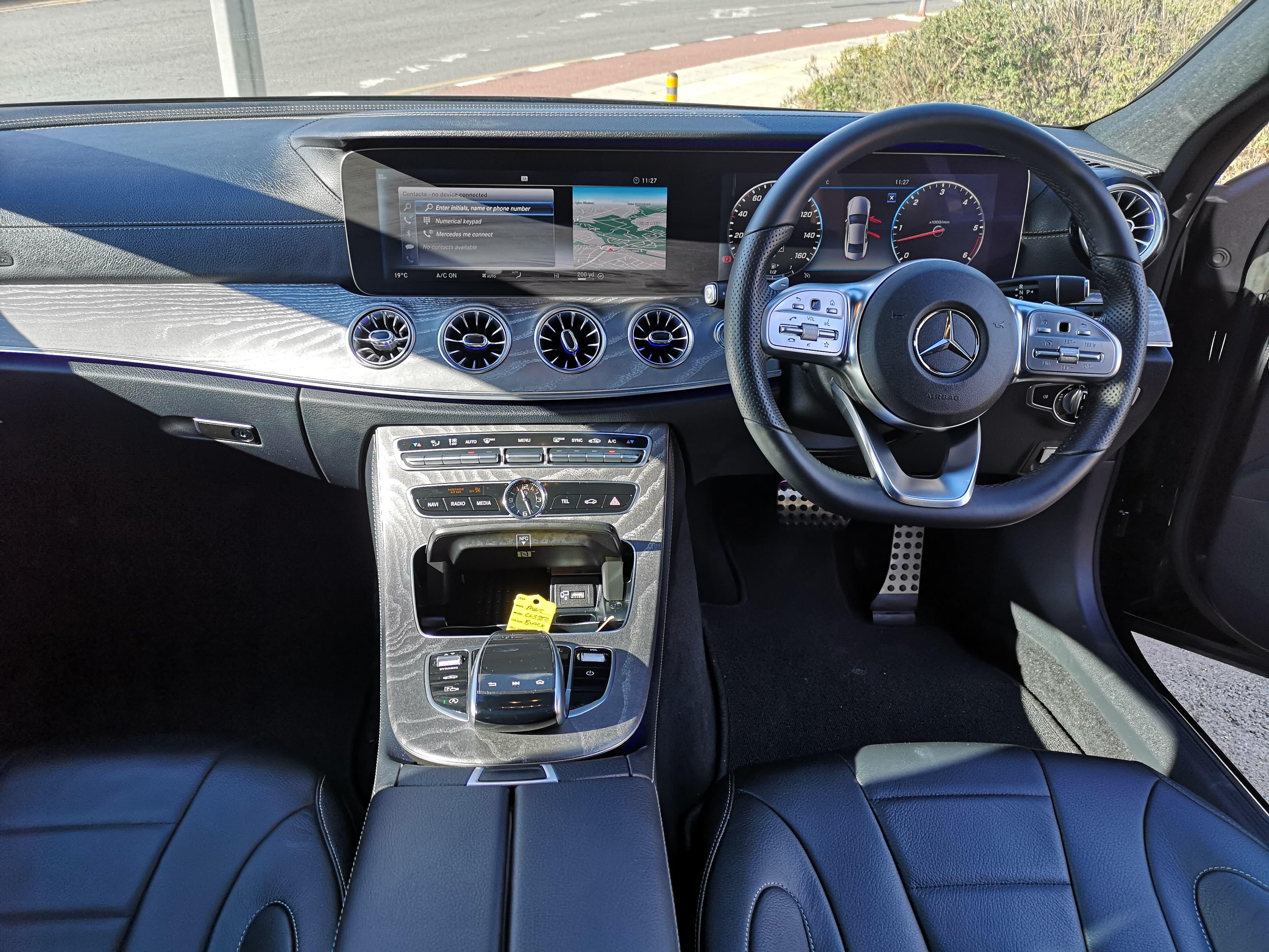 MERCEDES-BENZ CLS DIESEL COUPE CLS 350d 4Matic AMG Line Premium PLUS