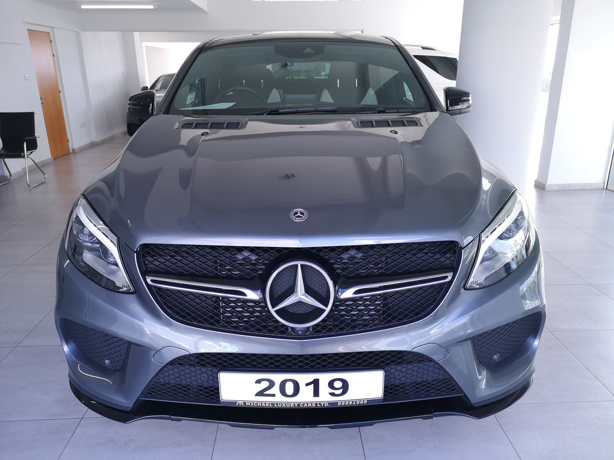 Mercedes GLE DIESEL COUPE GLE 350d 4Matic AMG Night Ed Premium