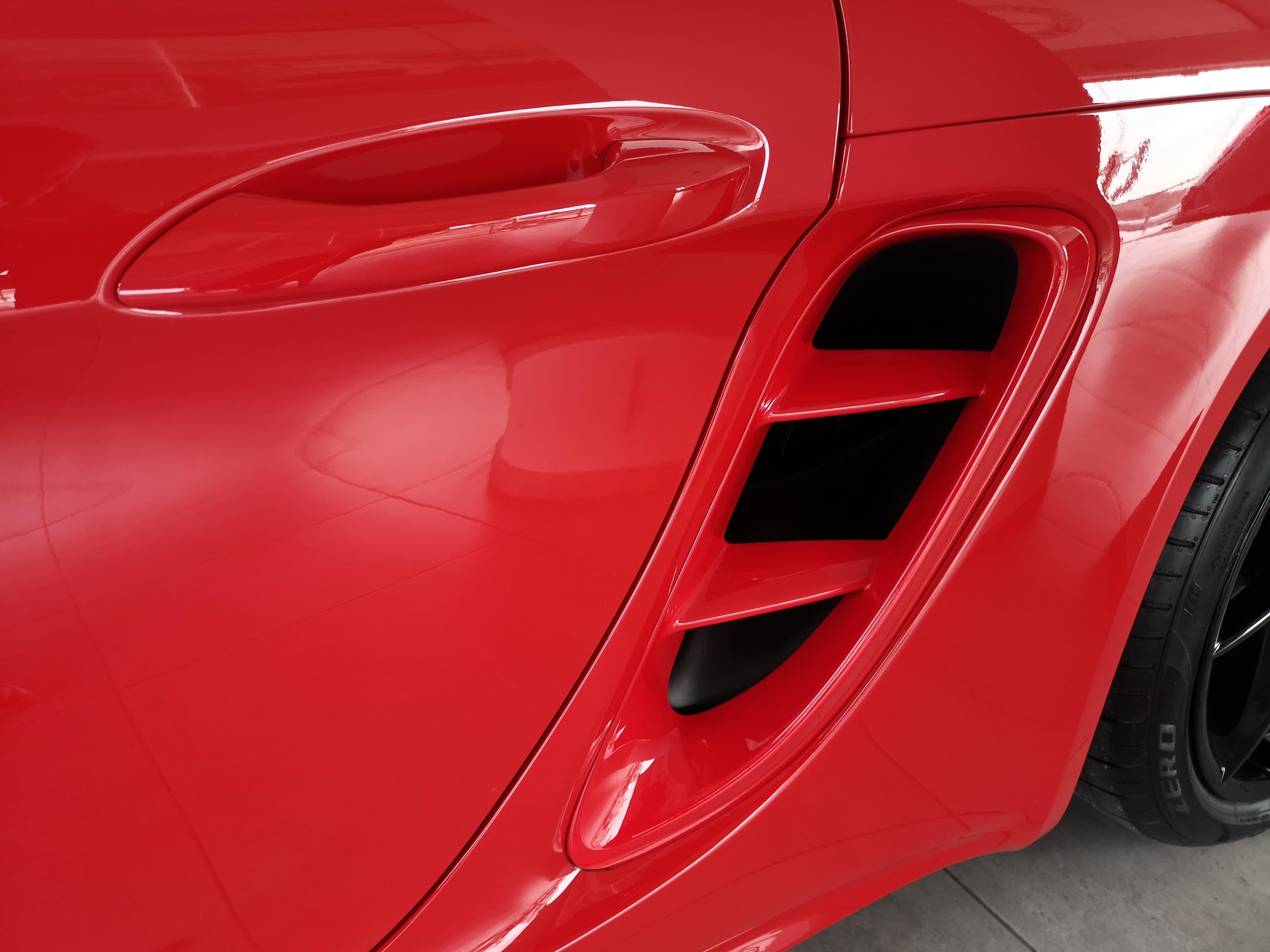 Porsche 718 Boxster Turbo – 2018